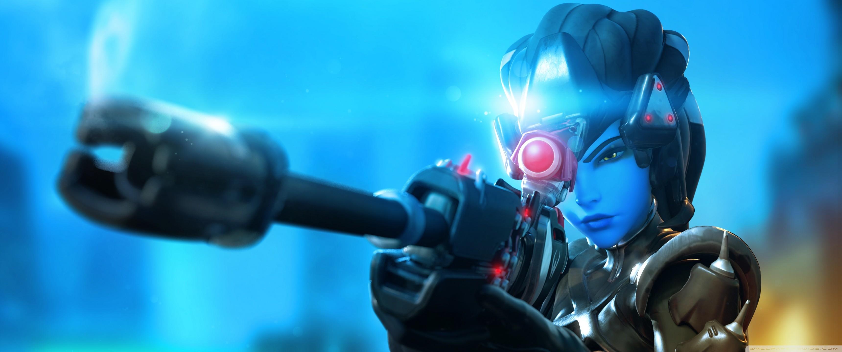 Overwatch Widowmaker …
