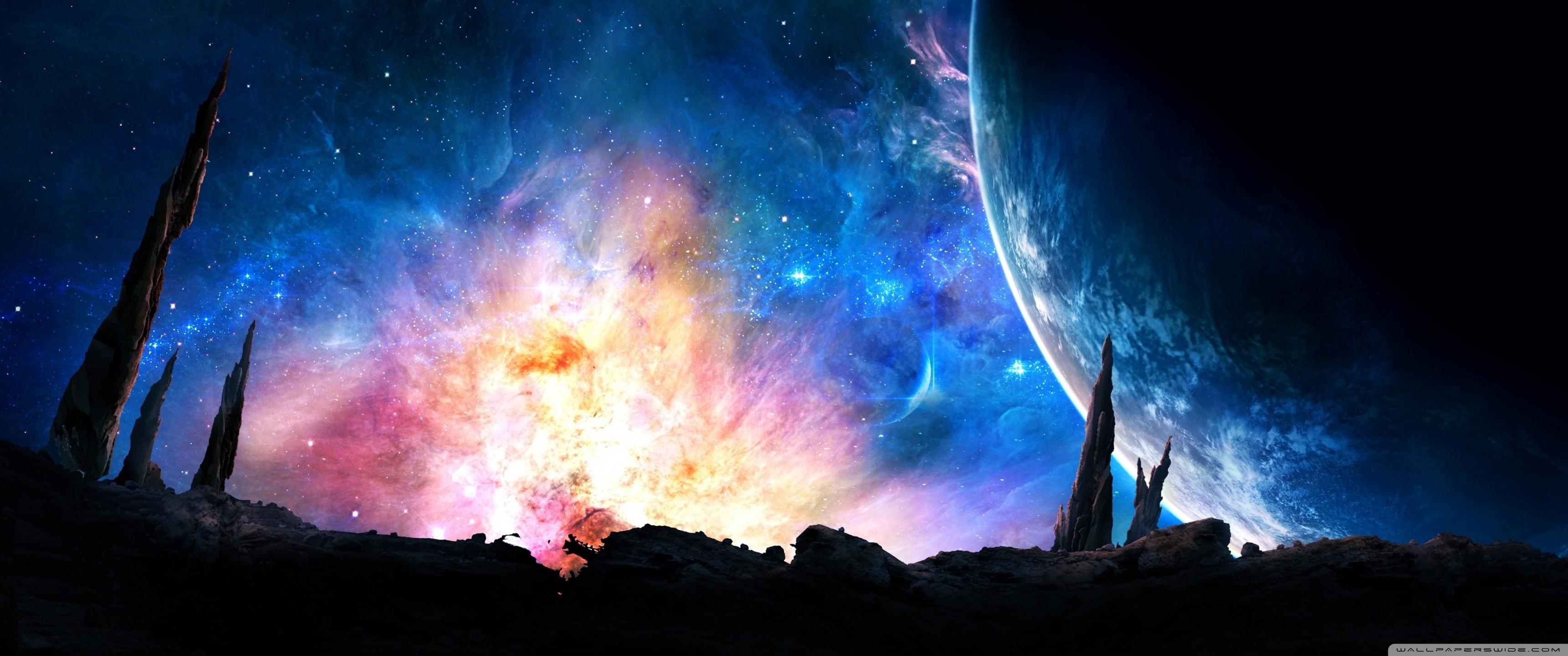 space wallpaper – photo #47. Space Artwork HD desktop wallpaper :  Widescreen : High .
