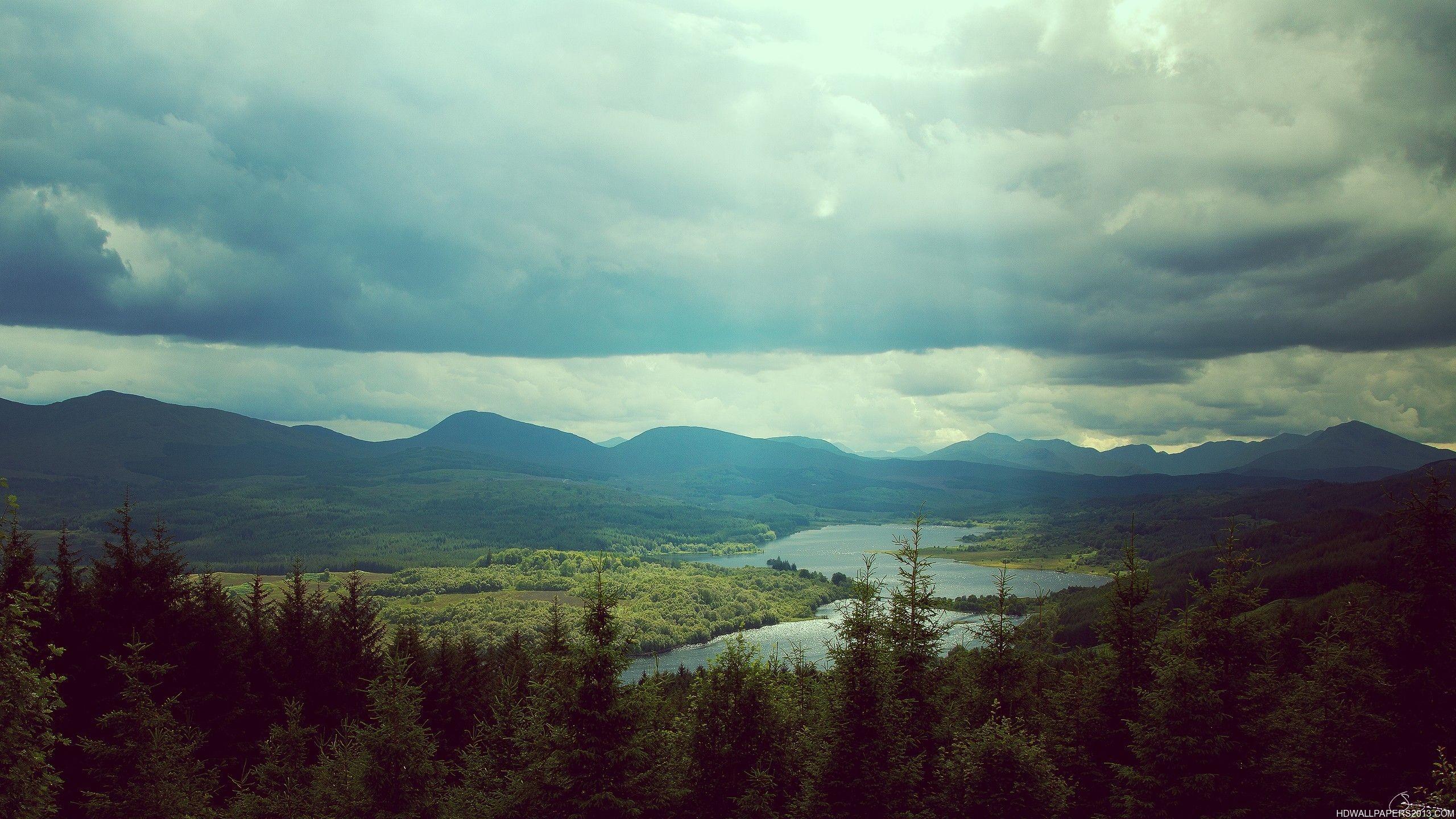 Nature Scottish Hills Desktop Wallpaper #18192 Wallpaper .