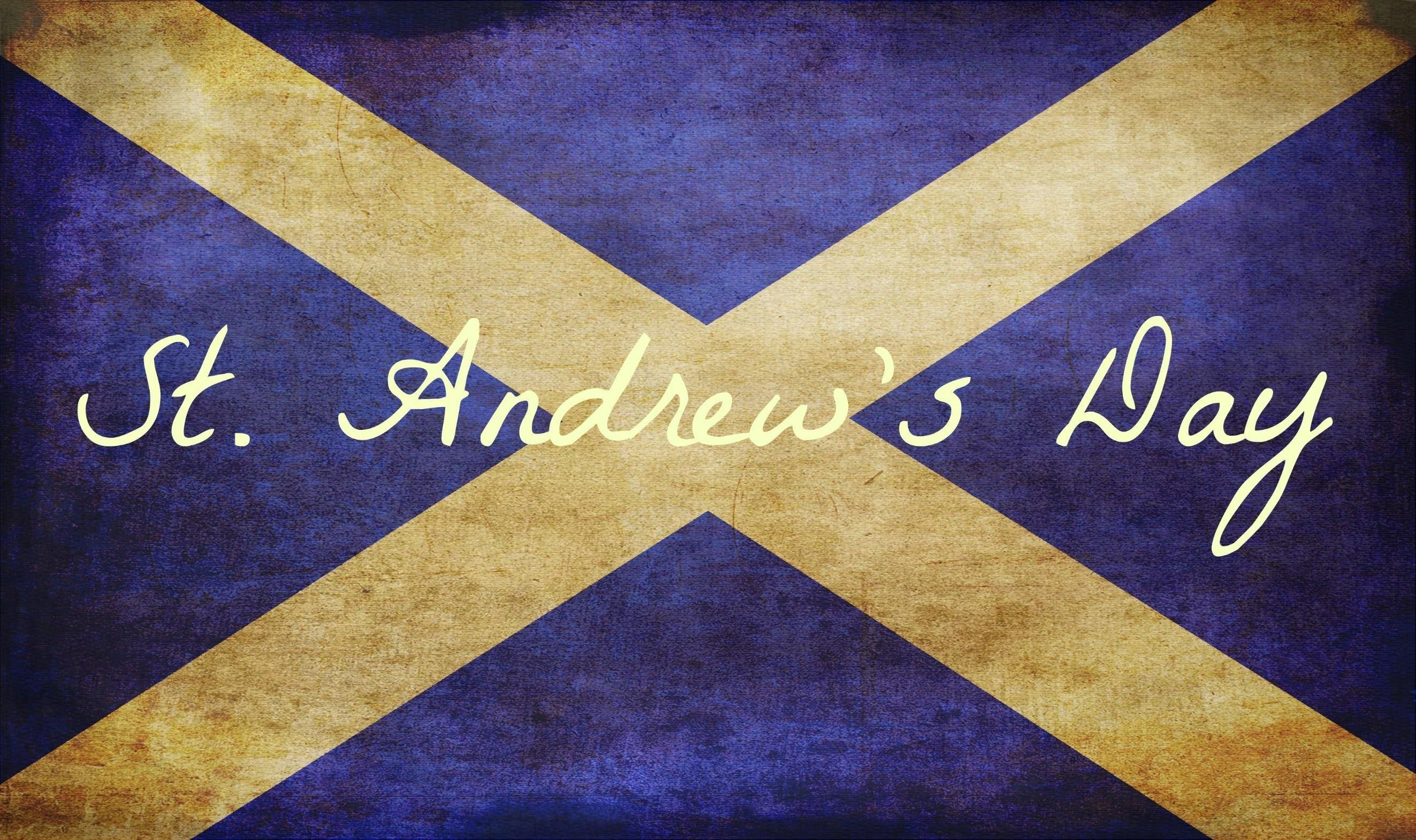 St Andrew's Day Celebration