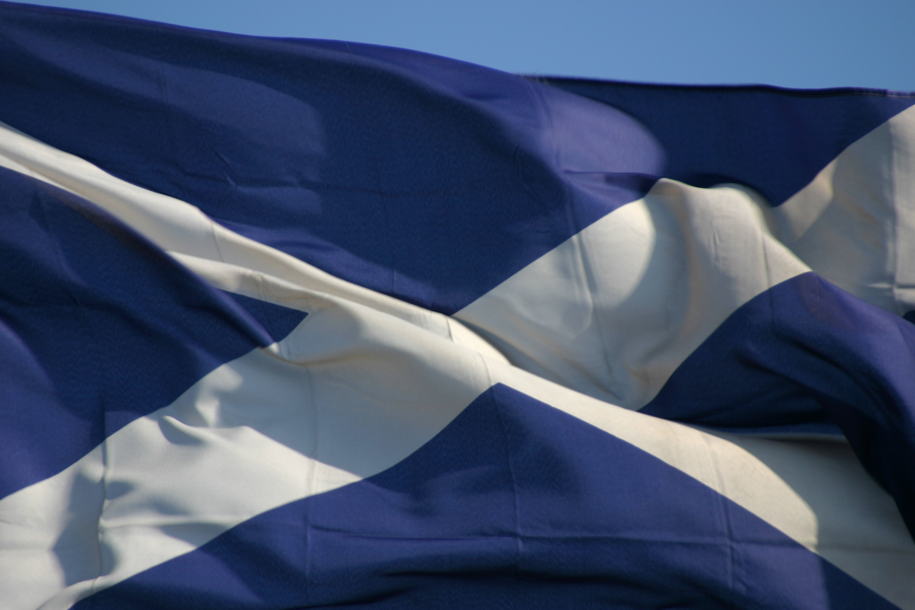 scottish flag wallpaper