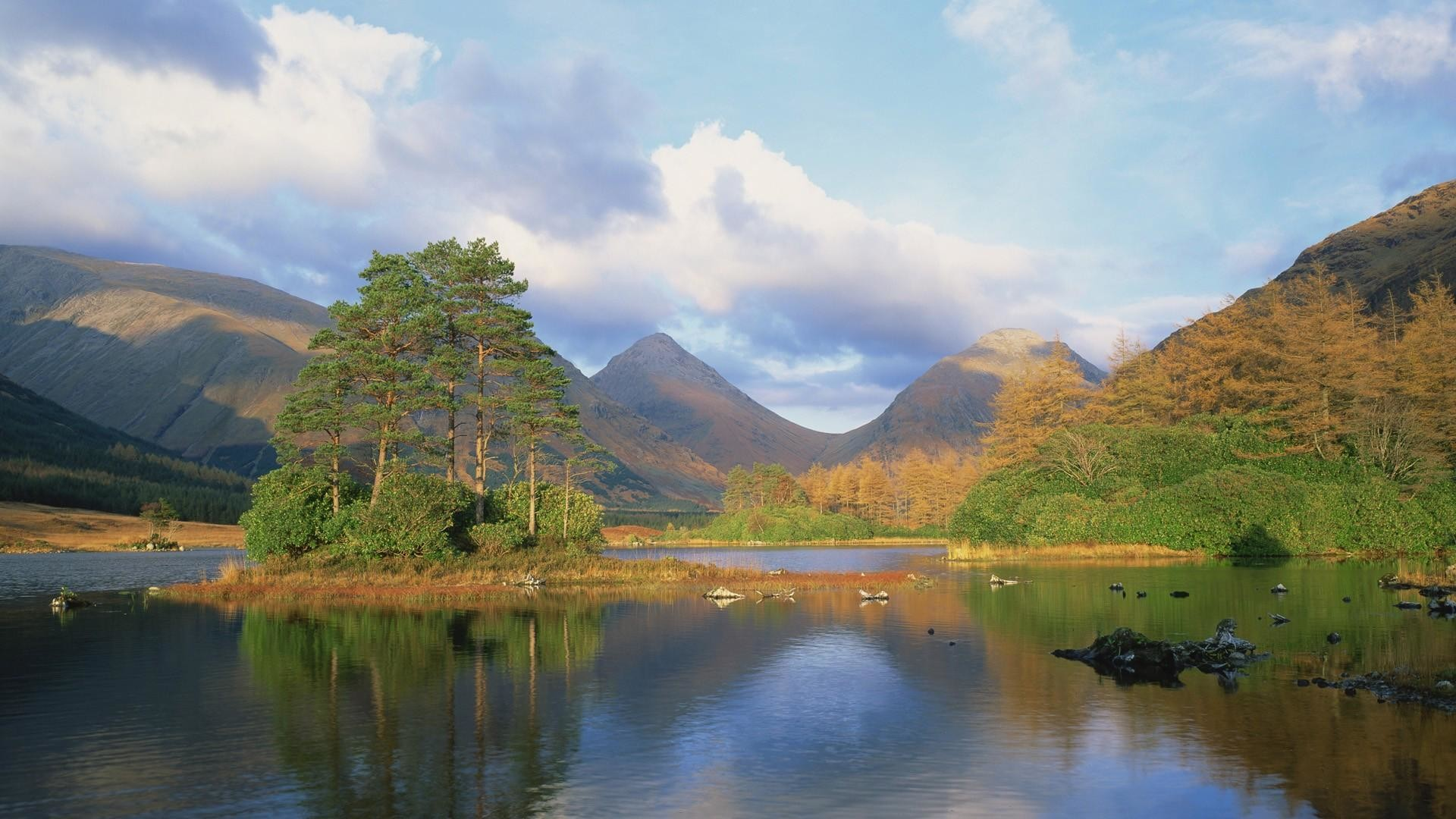 scotland desktop wallpaper
