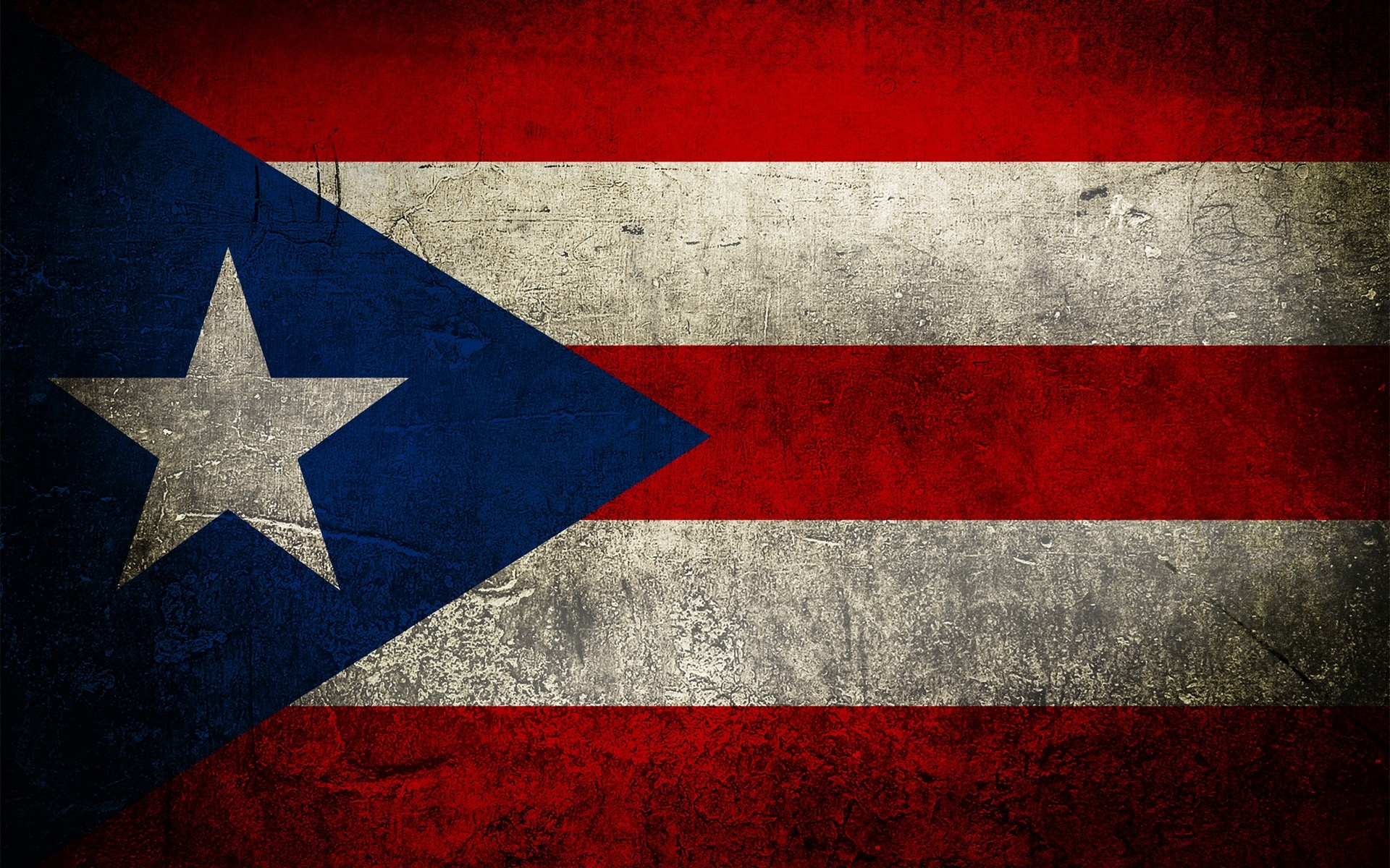 3 HD Puerto Rico Flag Wallpapers