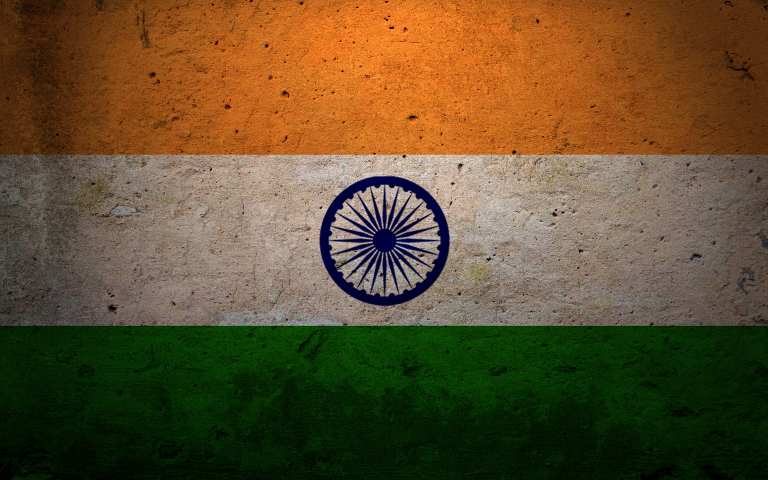 Flags Grunge India …