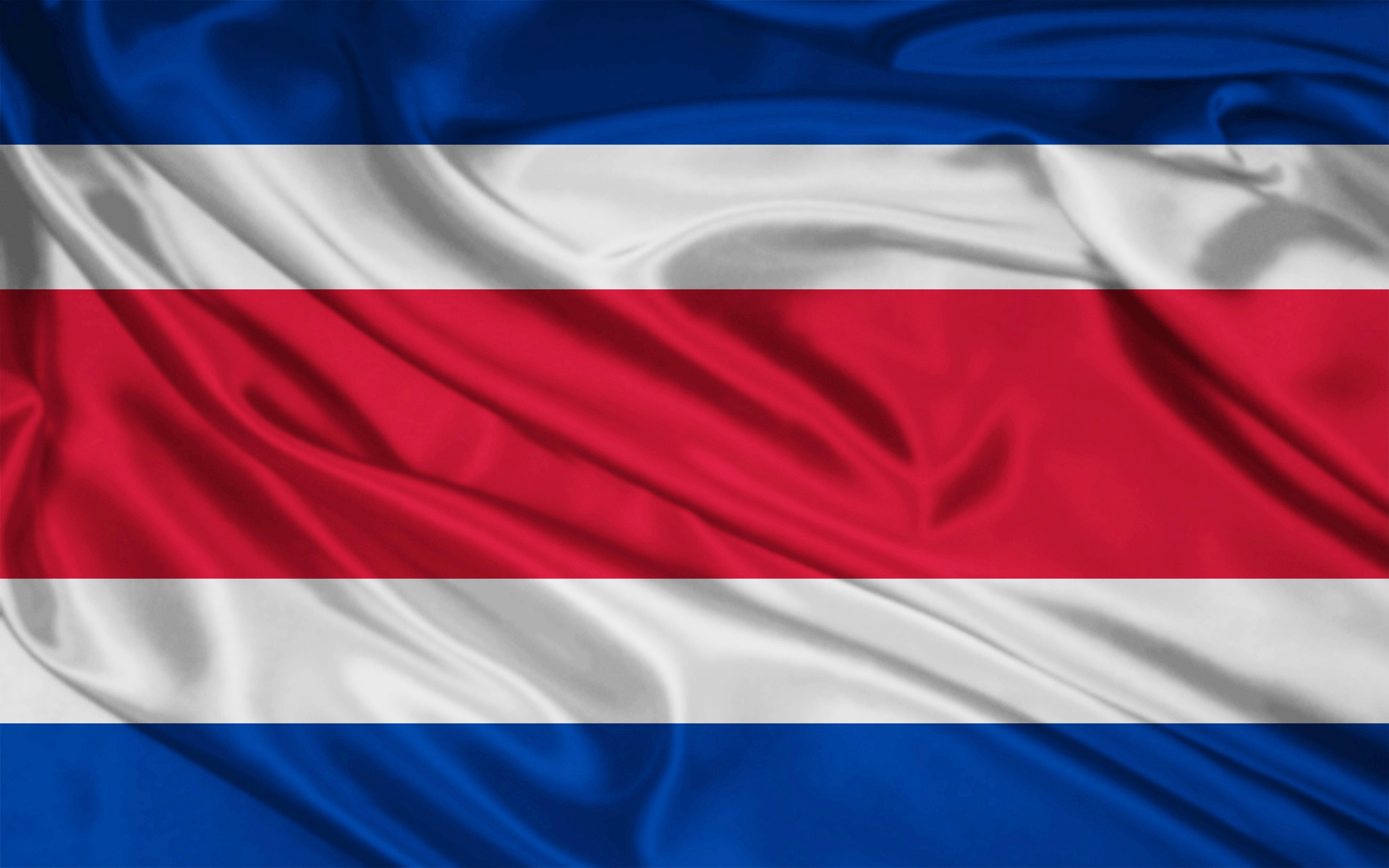 Costa Rica Flag wallpapers and stock photos