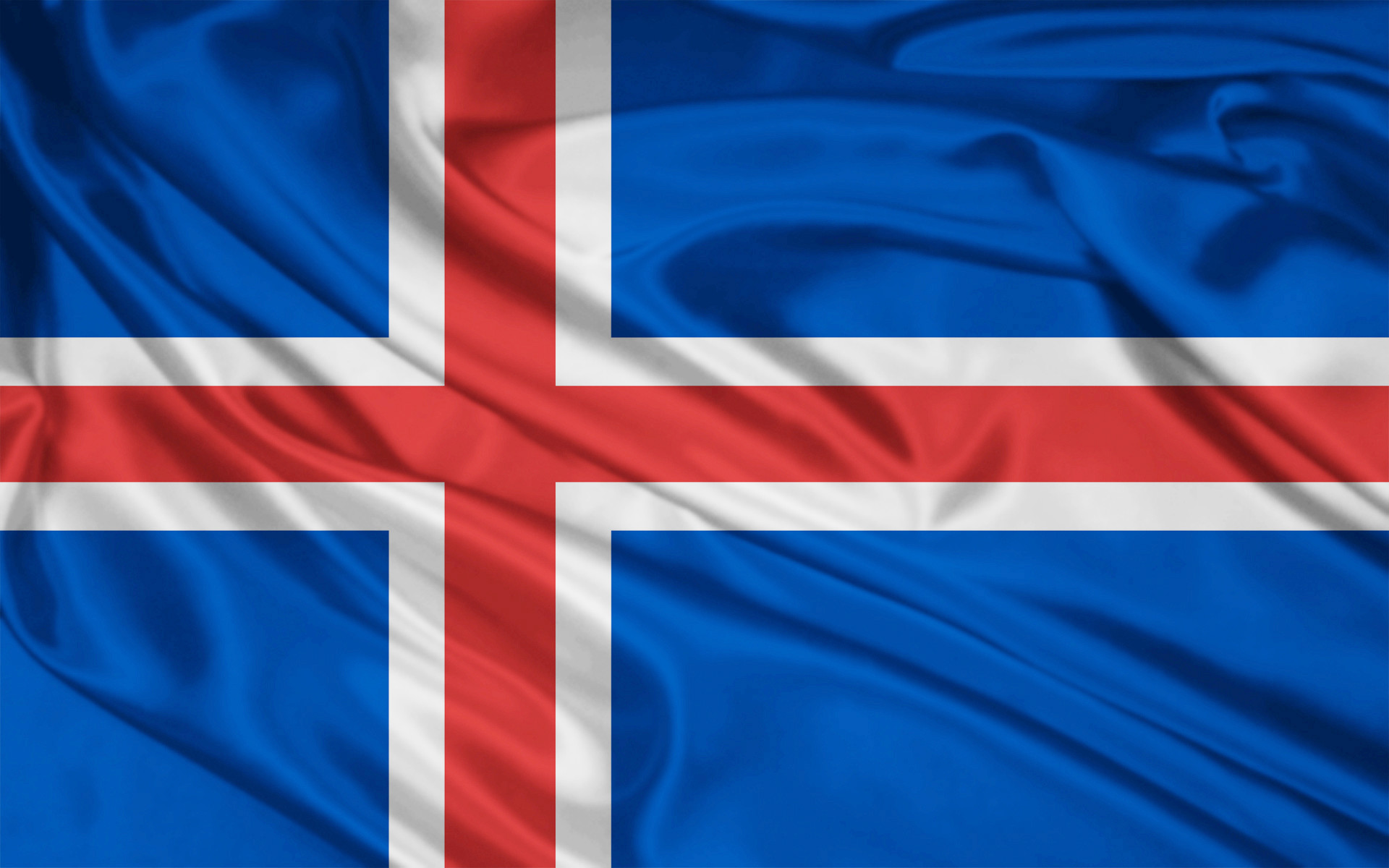 Iceland Flag wallpapers and stock photos