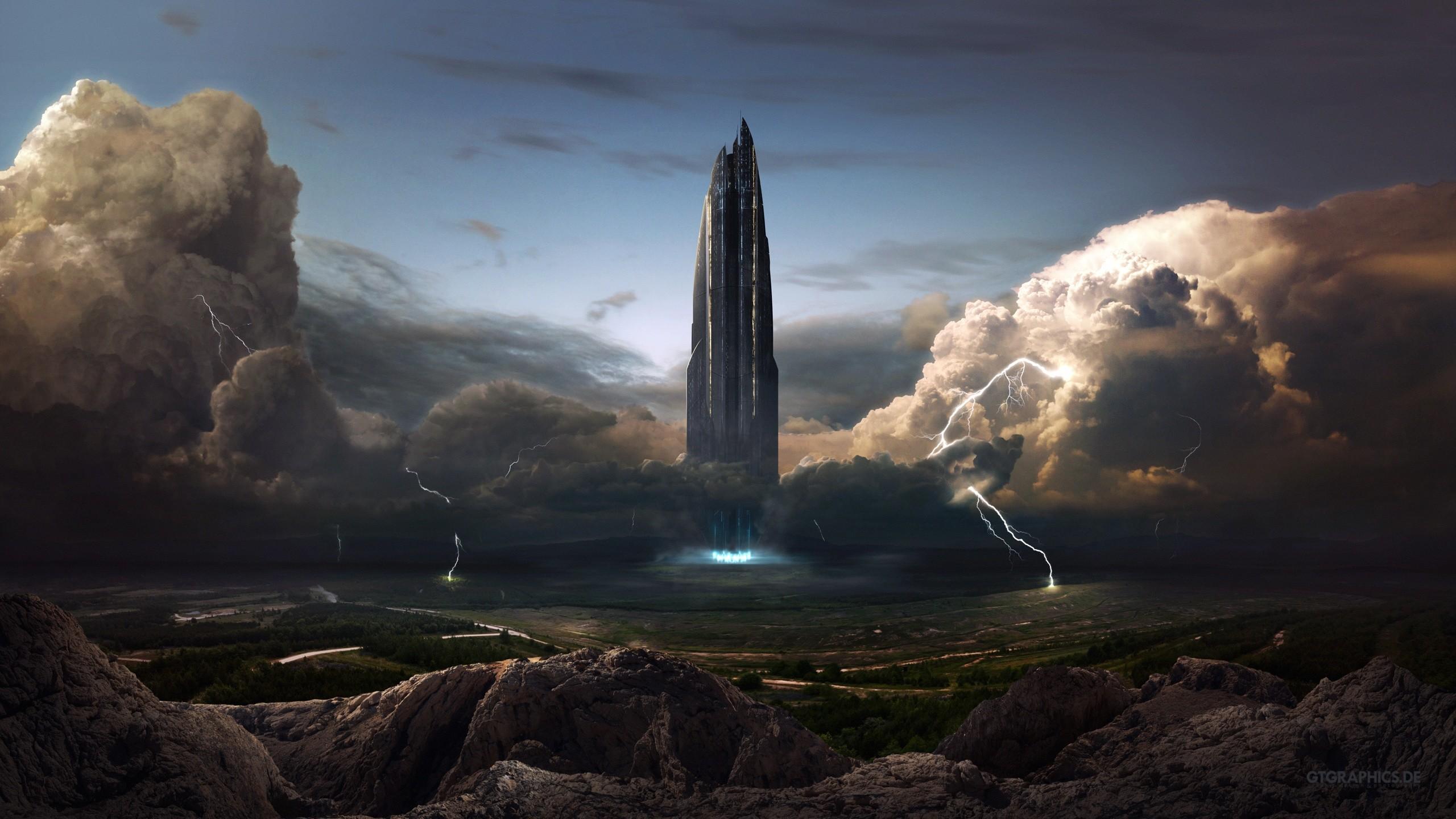Science Fiction Desktop Wallpaper