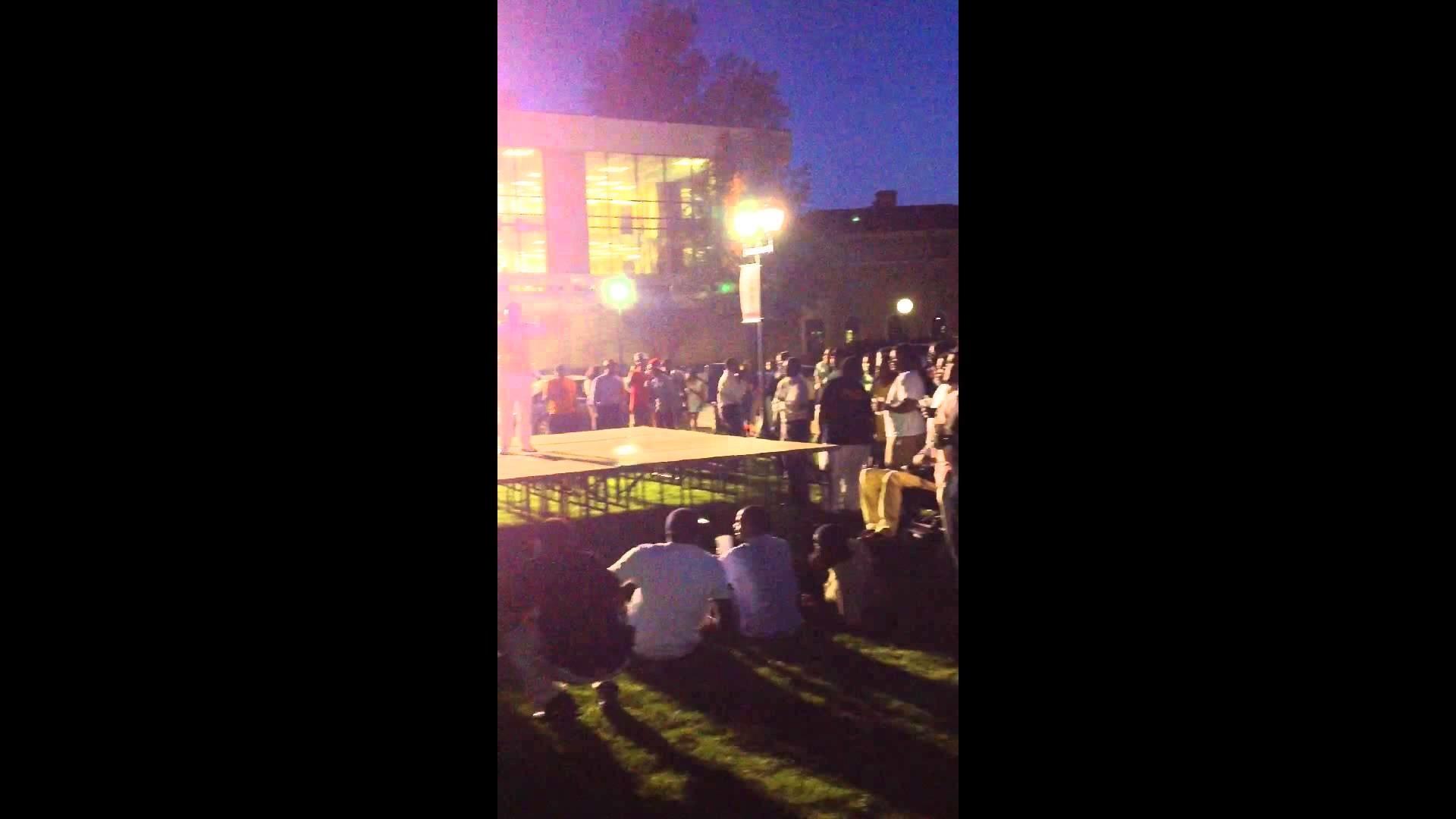 Omicron Psi Chapter of Alpha Phi Alpha Spring 14 Probate Delta State  University