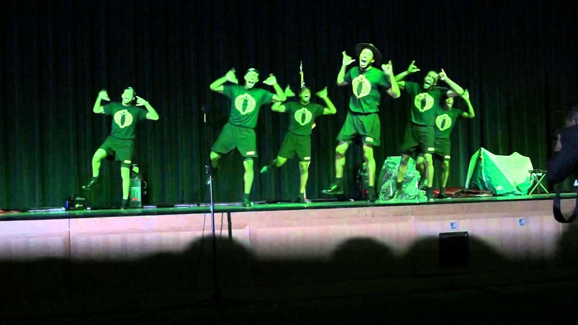 Alpha Phi Alpha National Stepping Champions- Gamma Iota Chapter