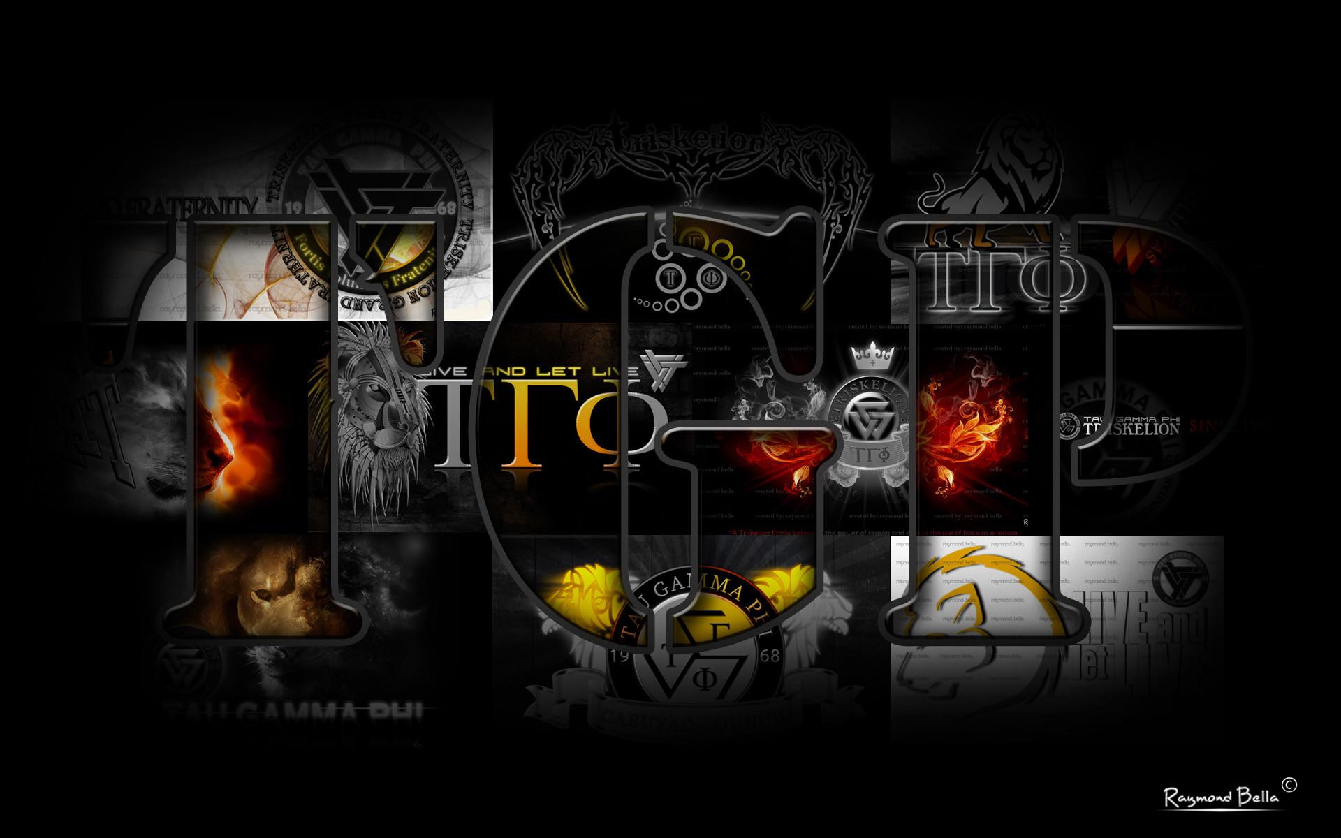 Tau Gamma Phi – Triskelion by pdtrash on DeviantArt