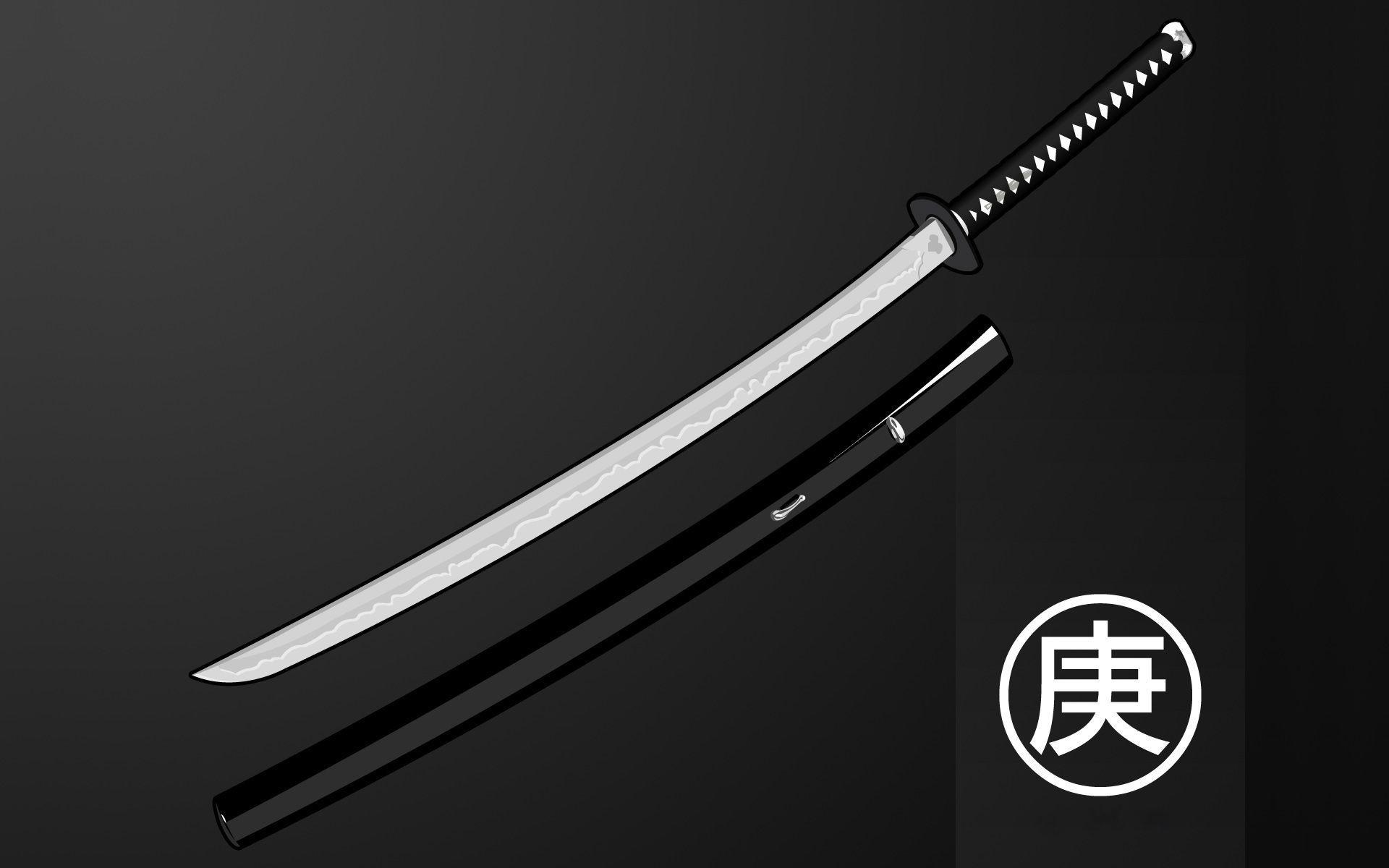 Samurai Sword Wallpaper and Katana Sword Wallpaper HD