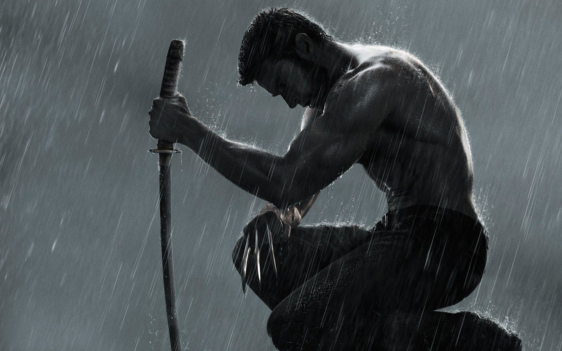 Wolverine, 3D, Katana Wallpapers HD / Desktop and Mobile Backgrounds