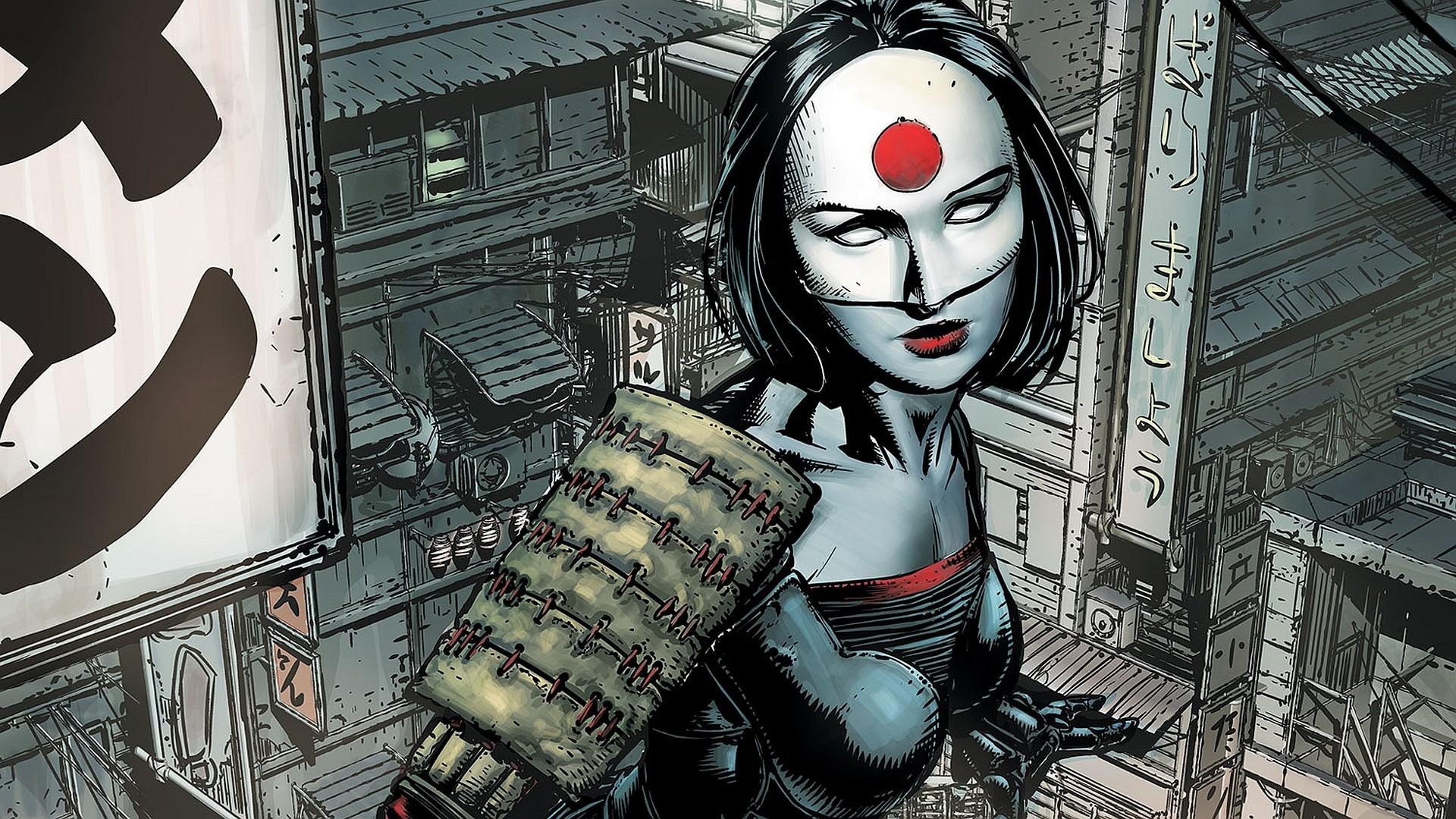 Comics – Katana Wallpaper