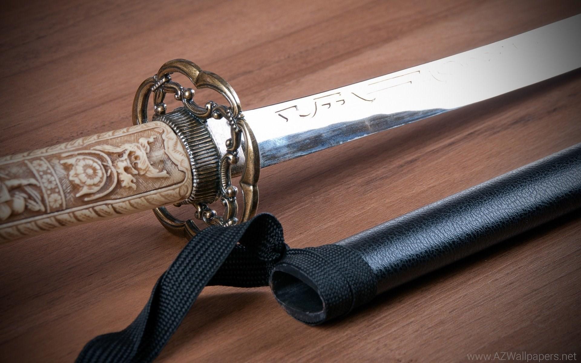 Katana Samurai Sword Wallpapers