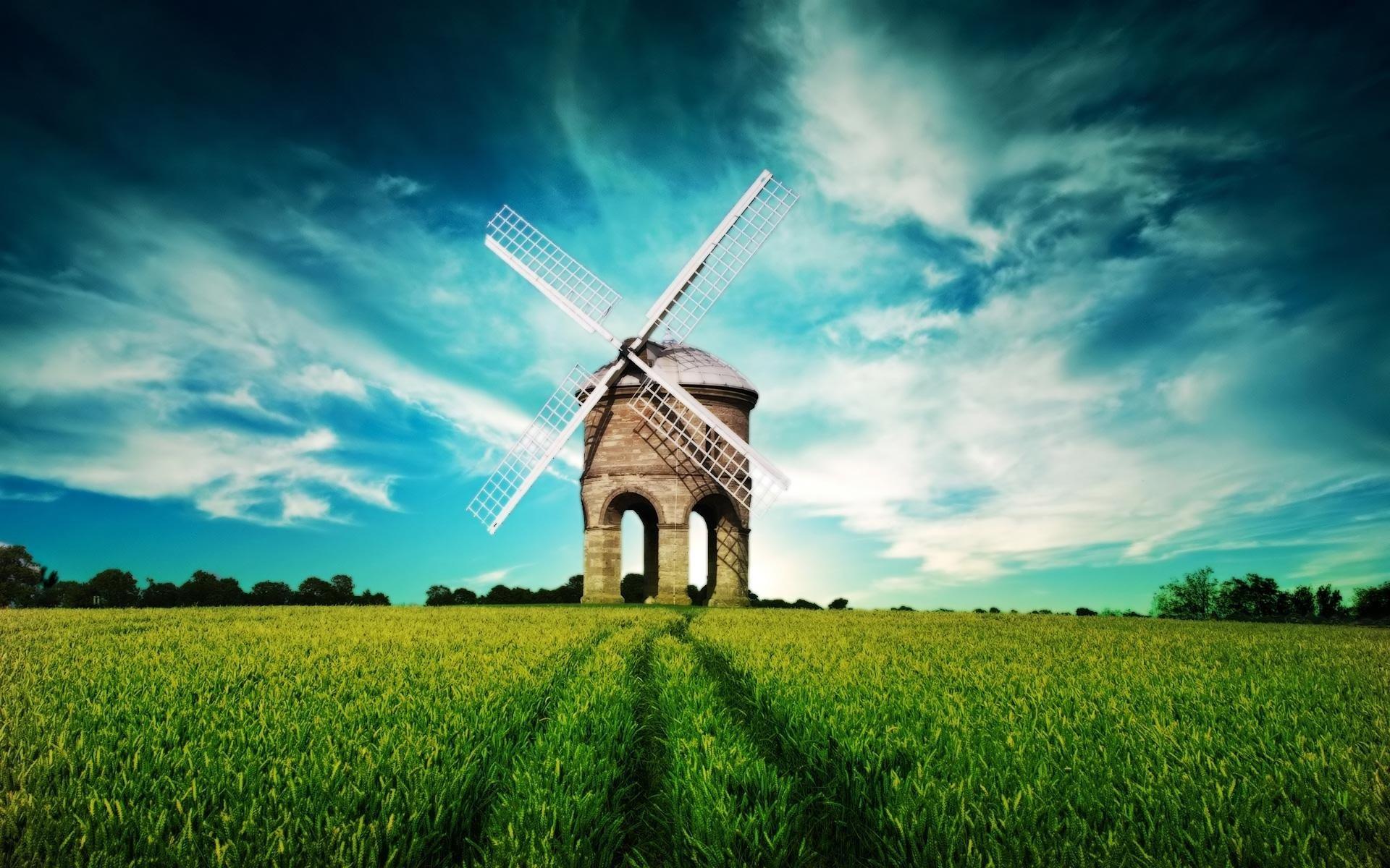 Windmill Clipart · Dutch Windmill Wallpaper …
