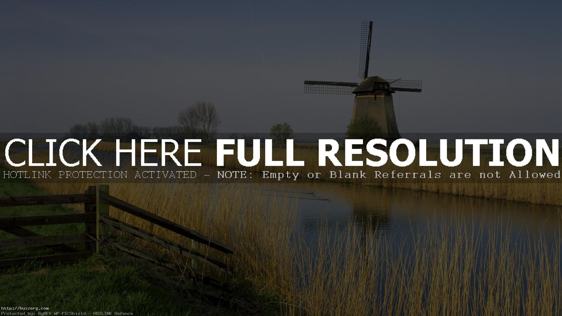Schermerhorn Holland Windmill (id: 28098)