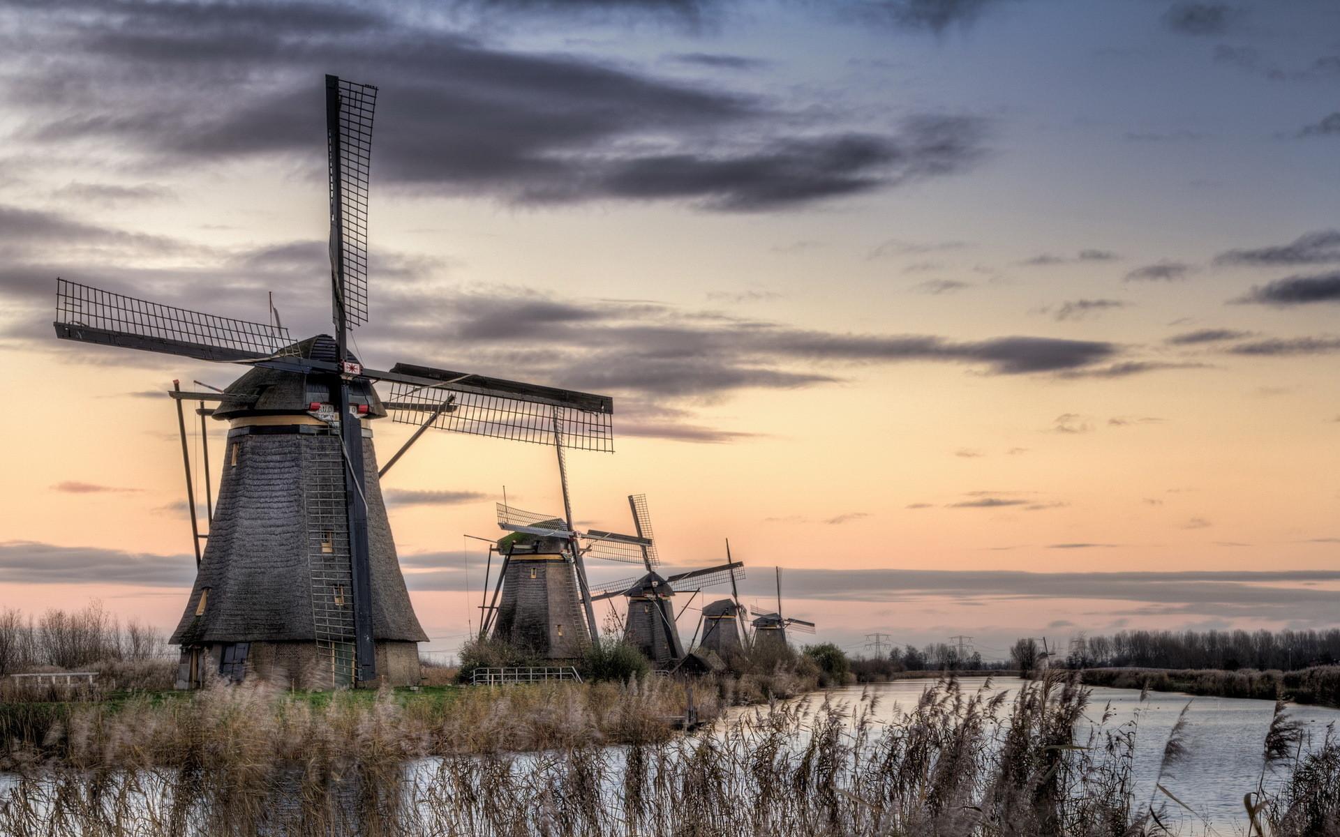 Netherlands Background