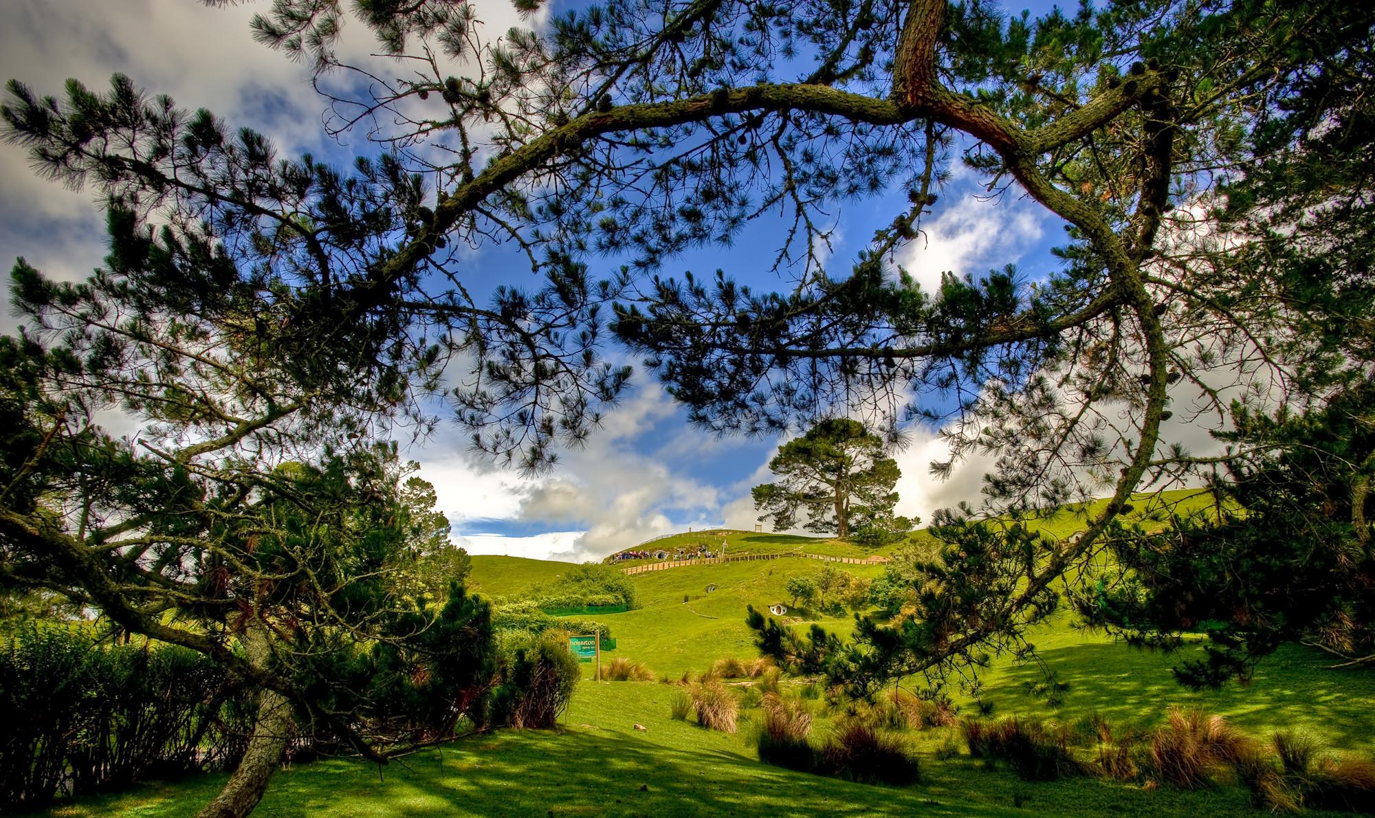 Hobbiton -New Zealand