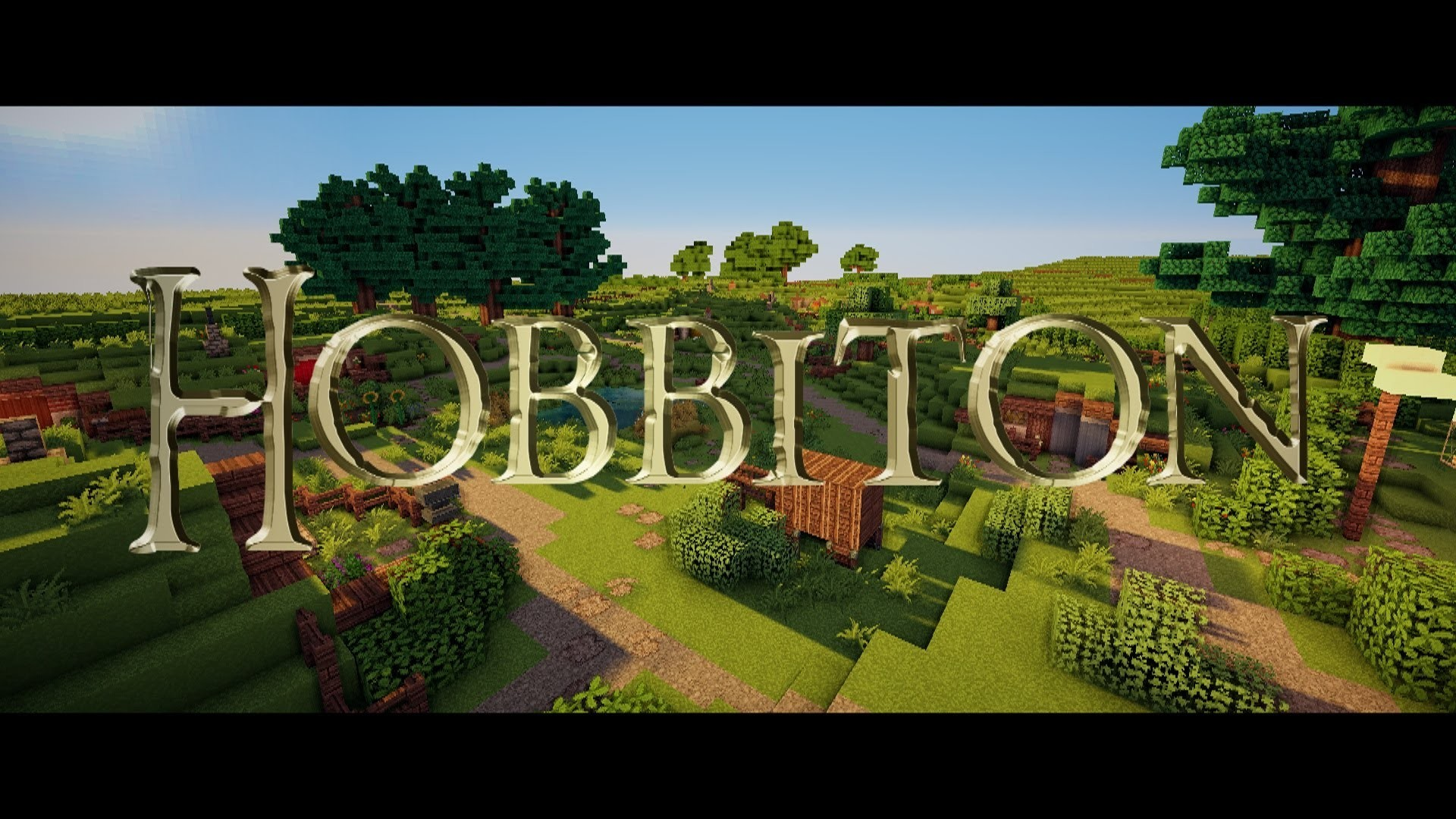 Hobbiton in Minecraft – Official Video – Download Link! (The Middle-Earth  Project Update 03) – YouTube
