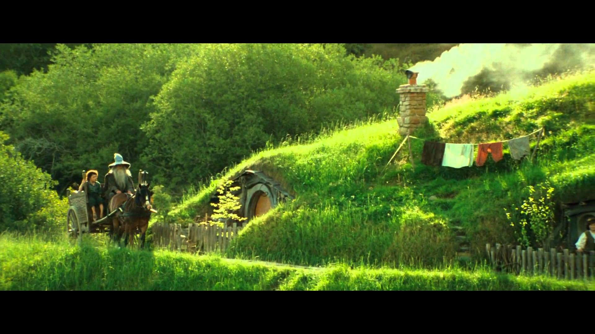 LOTR The Fellowship of the Ring – Extended Edition – The Shire