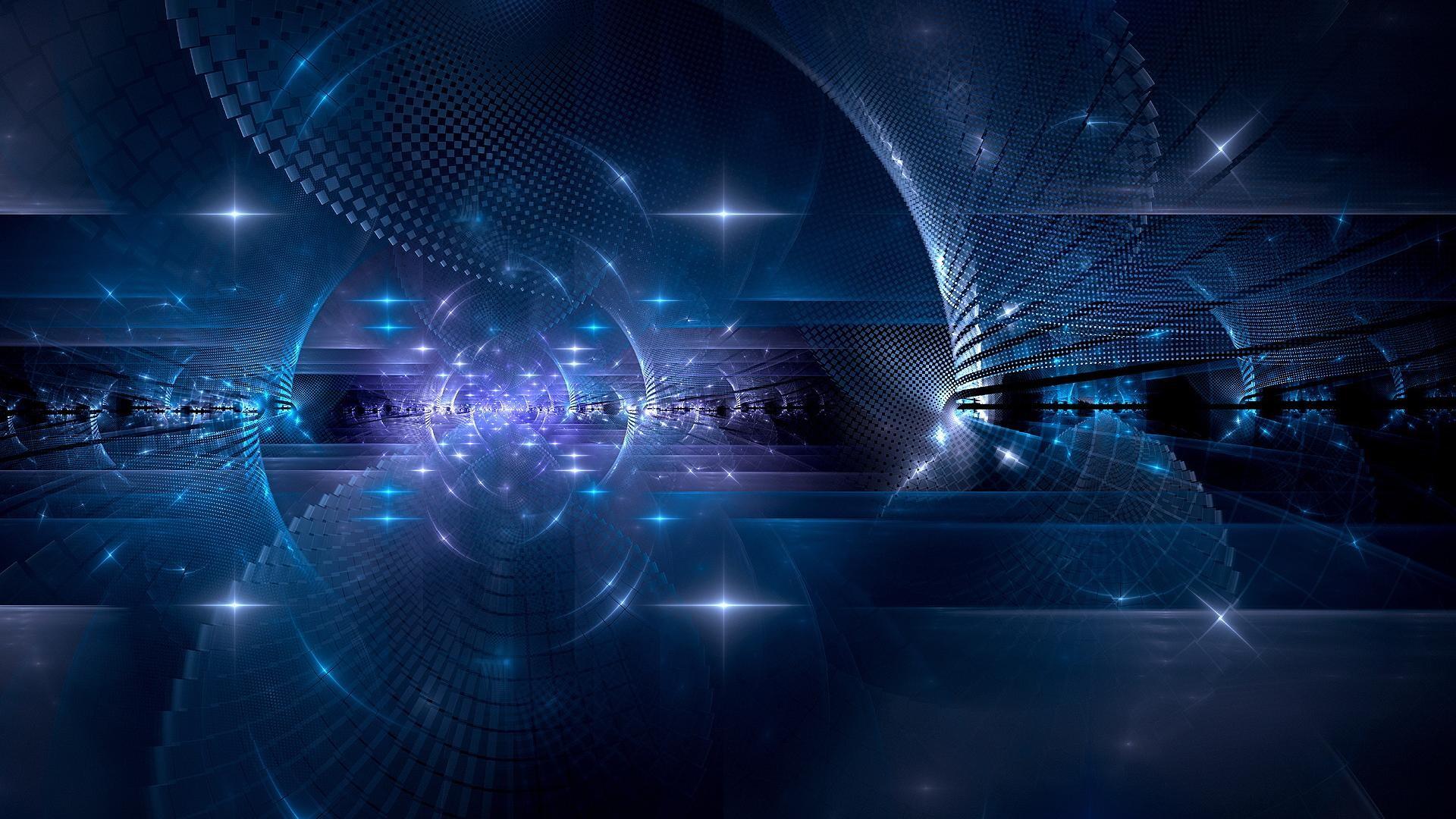 Hd Blue 3d Design Desktop Backgrounds Widescreen and HD background .