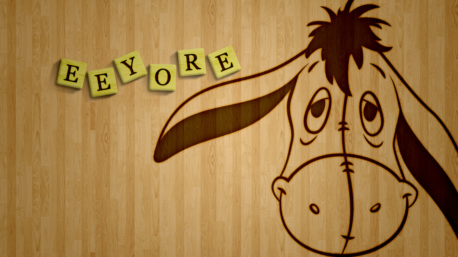 Eeyore Wallpaper – WallpaperSafari