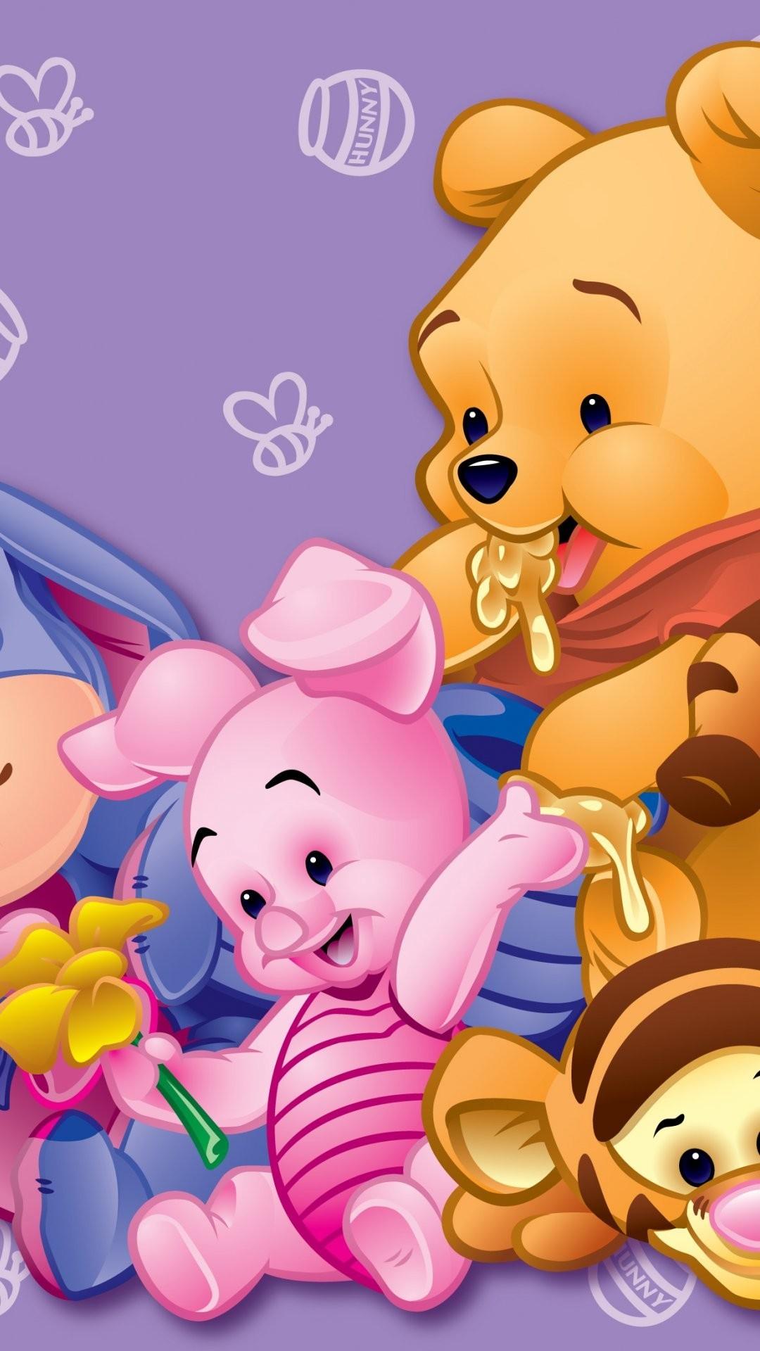 Winnie The Pooh IPhone Wallpapers | WeNeedFun Eeyore Wallpaper For Iphone