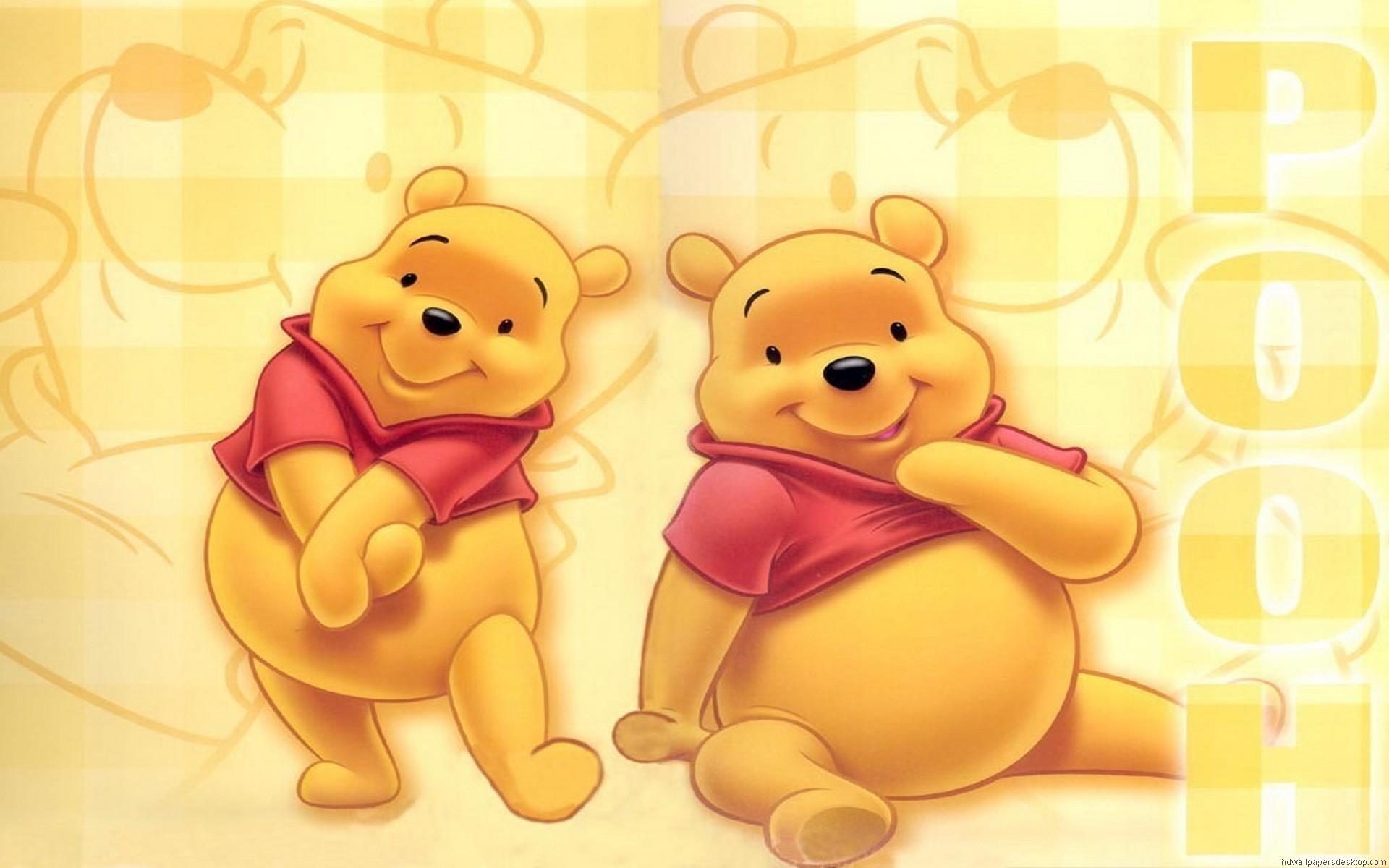 Cartoon – Winnie The Pooh Wallpaper