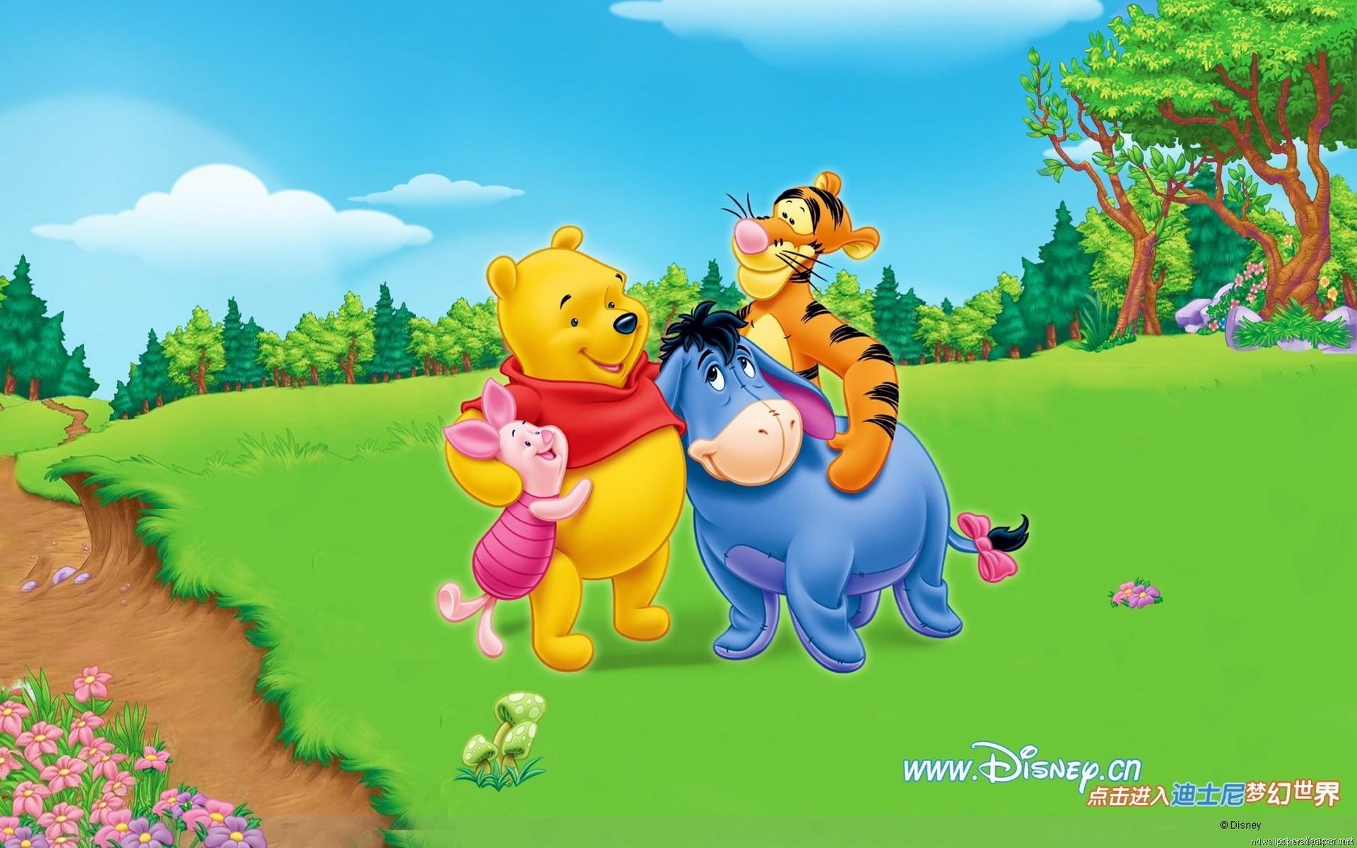 Walt Disney Winnie The Pooh Wallpaper #9475 Wallpaper | Cool .