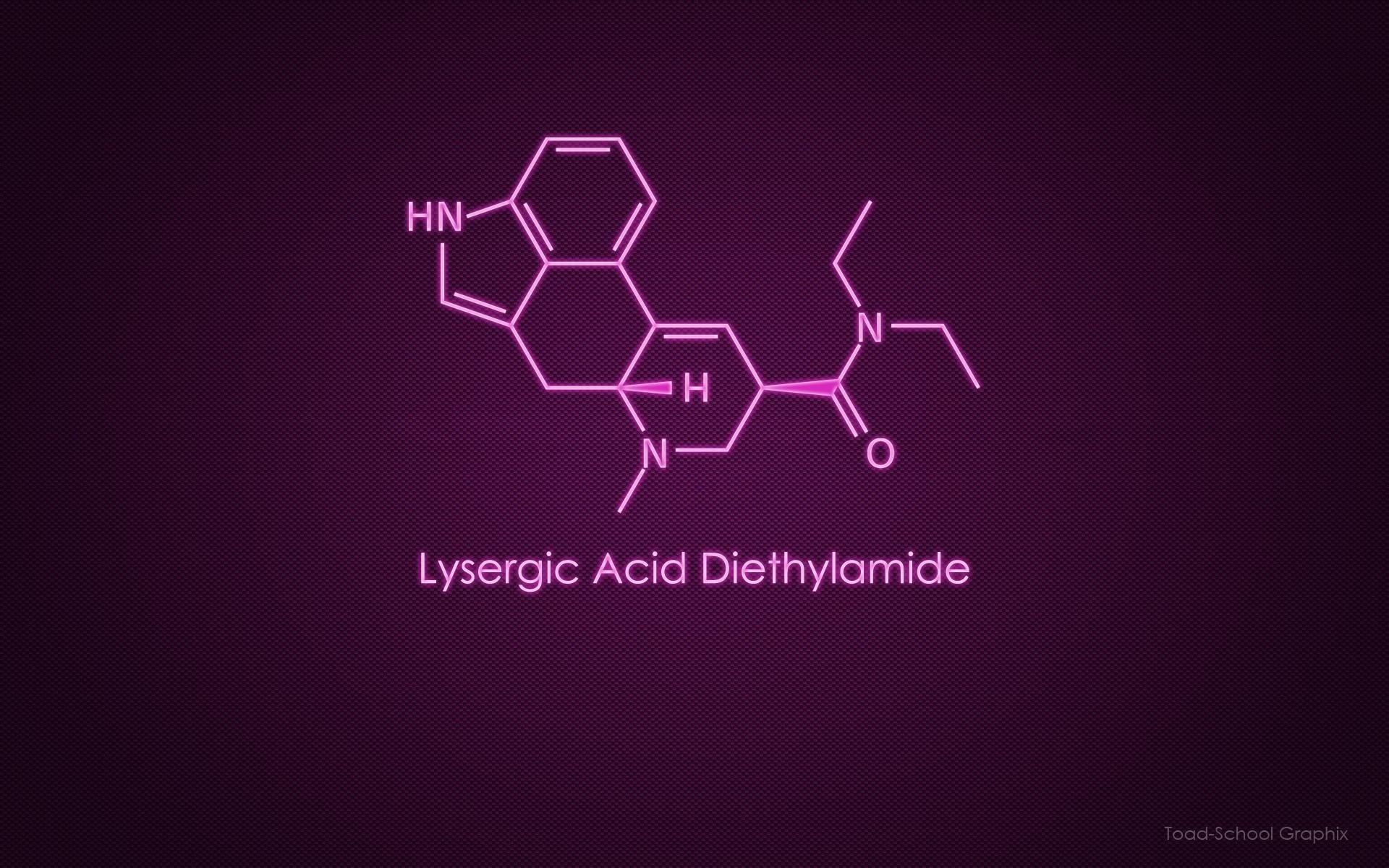 Technology Molecule Drug Wallpaper