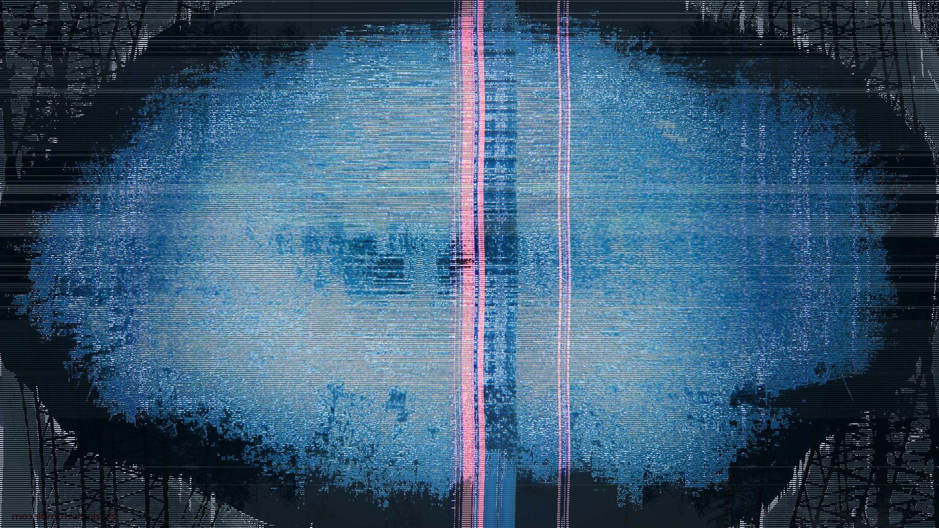 glitch Art, Abstract, LSD