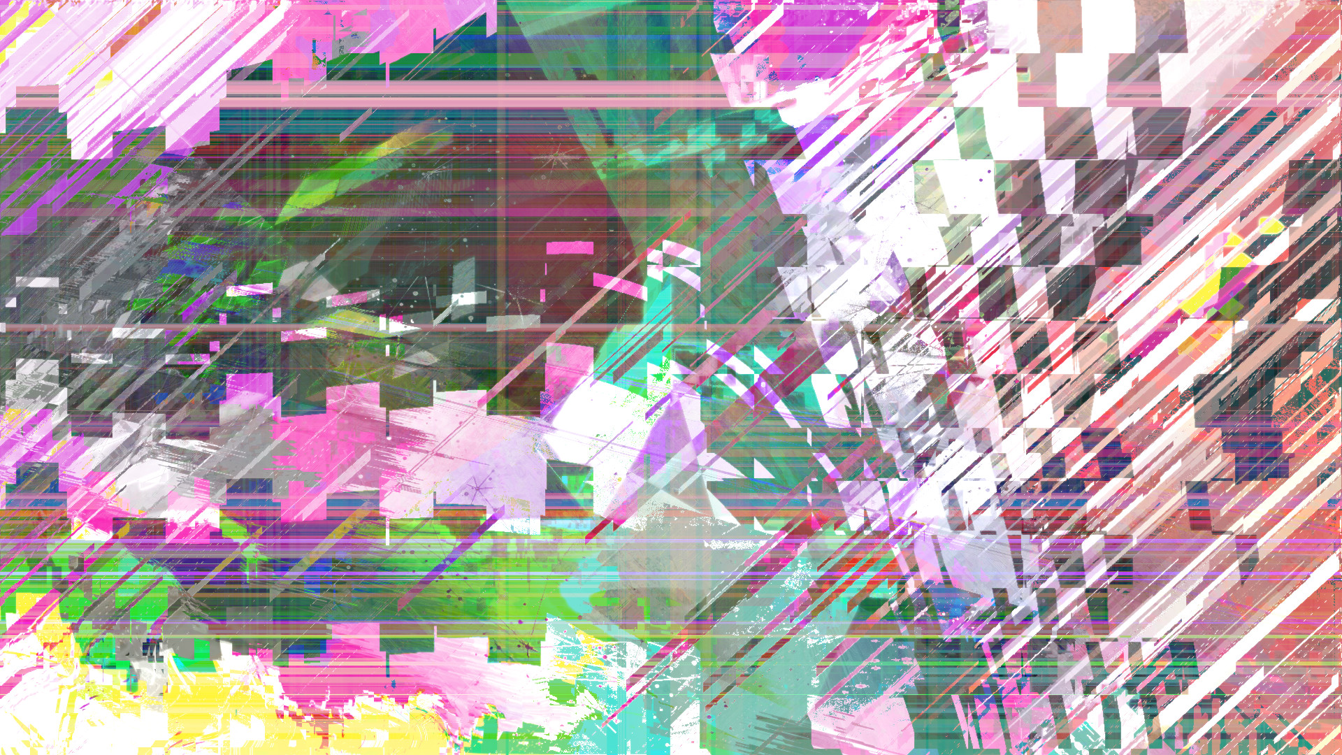 glitch Art, Abstract, LSD Wallpapers HD / Desktop and Mobile Backgrounds