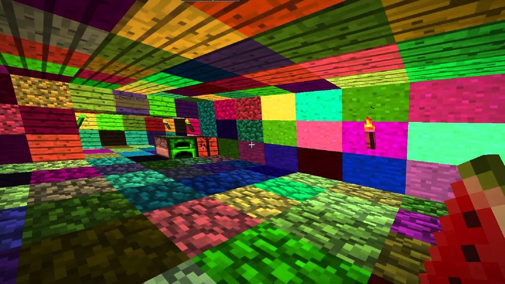 Lsd, Minecraft, Minecraft Lsd