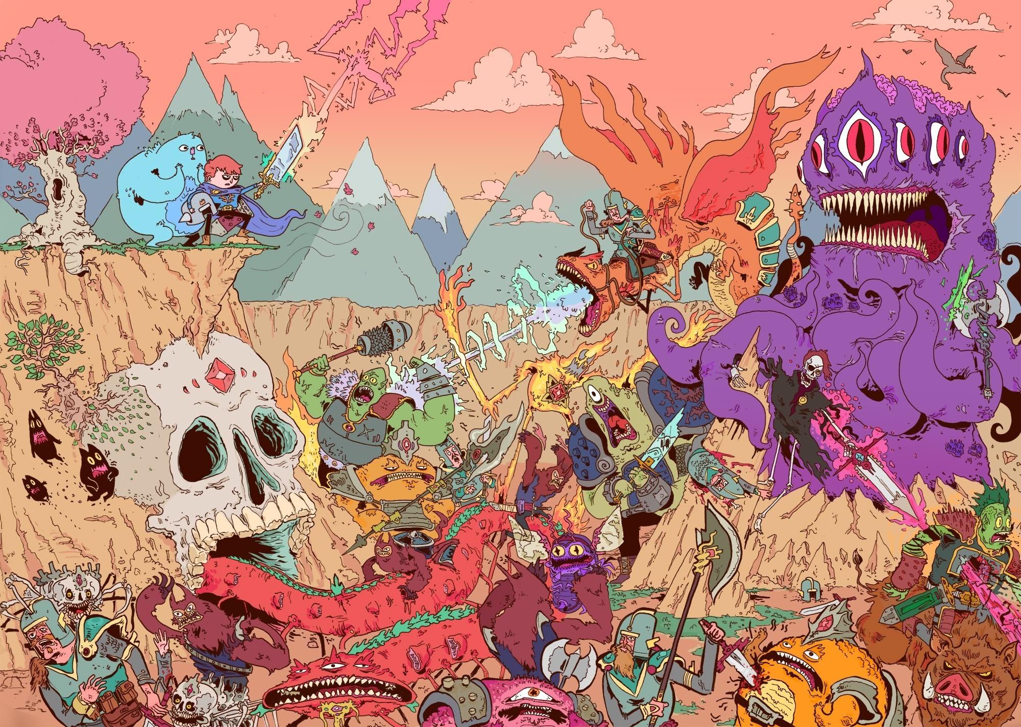 General LSD shrooms
