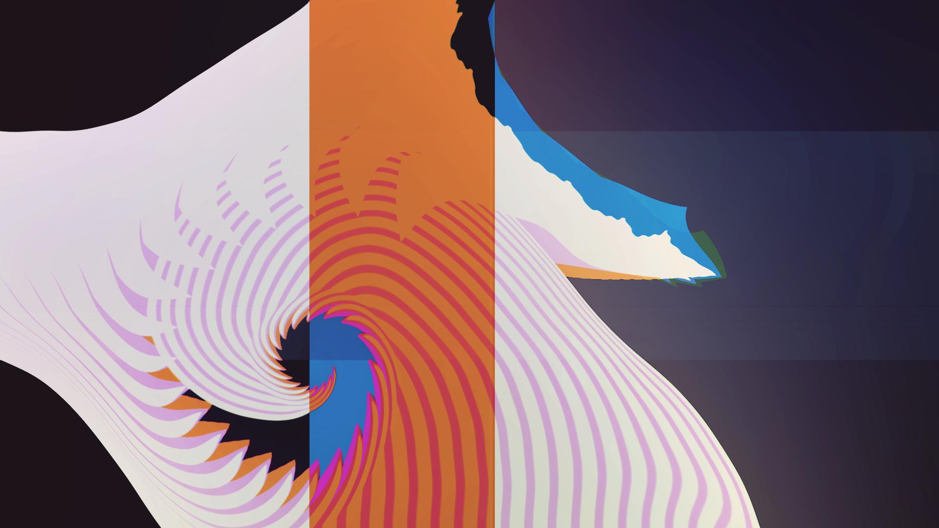 glitch Art, LSD, Abstract Wallpaper HD