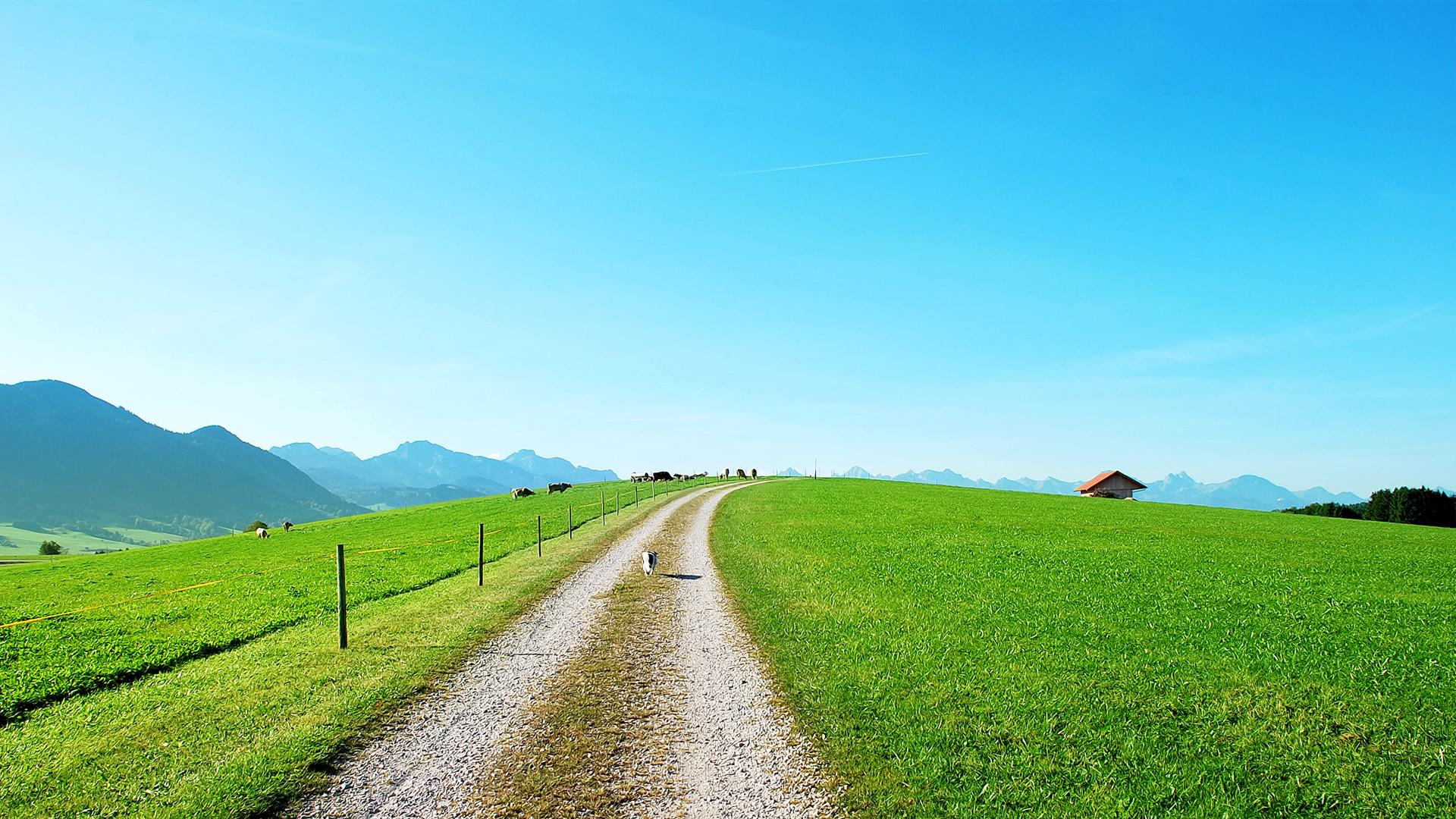 Download: Parallel Lanes HD Wallpaper