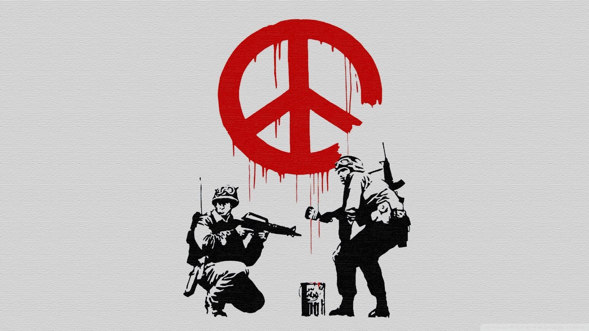 Banksy Wallpapers