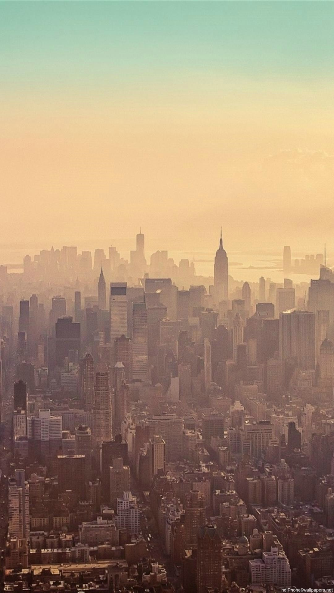 HD new york travel iphone 6 wallpaper