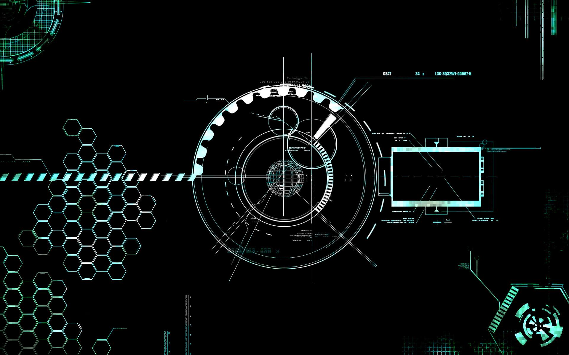 … Hi Tech Wallpaper 14 …