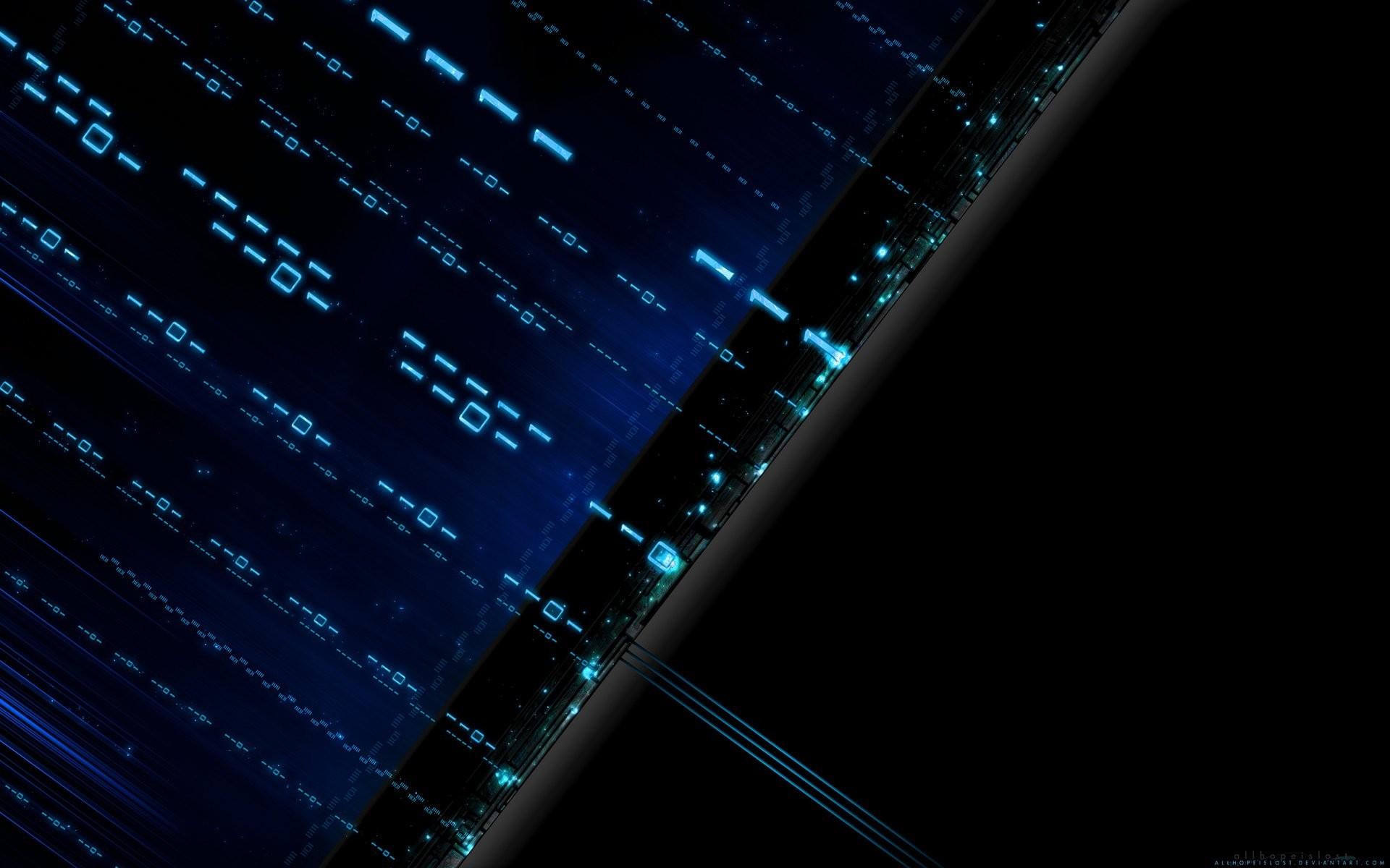 HD Wallpaper   Background ID:74166. Technology Binary
