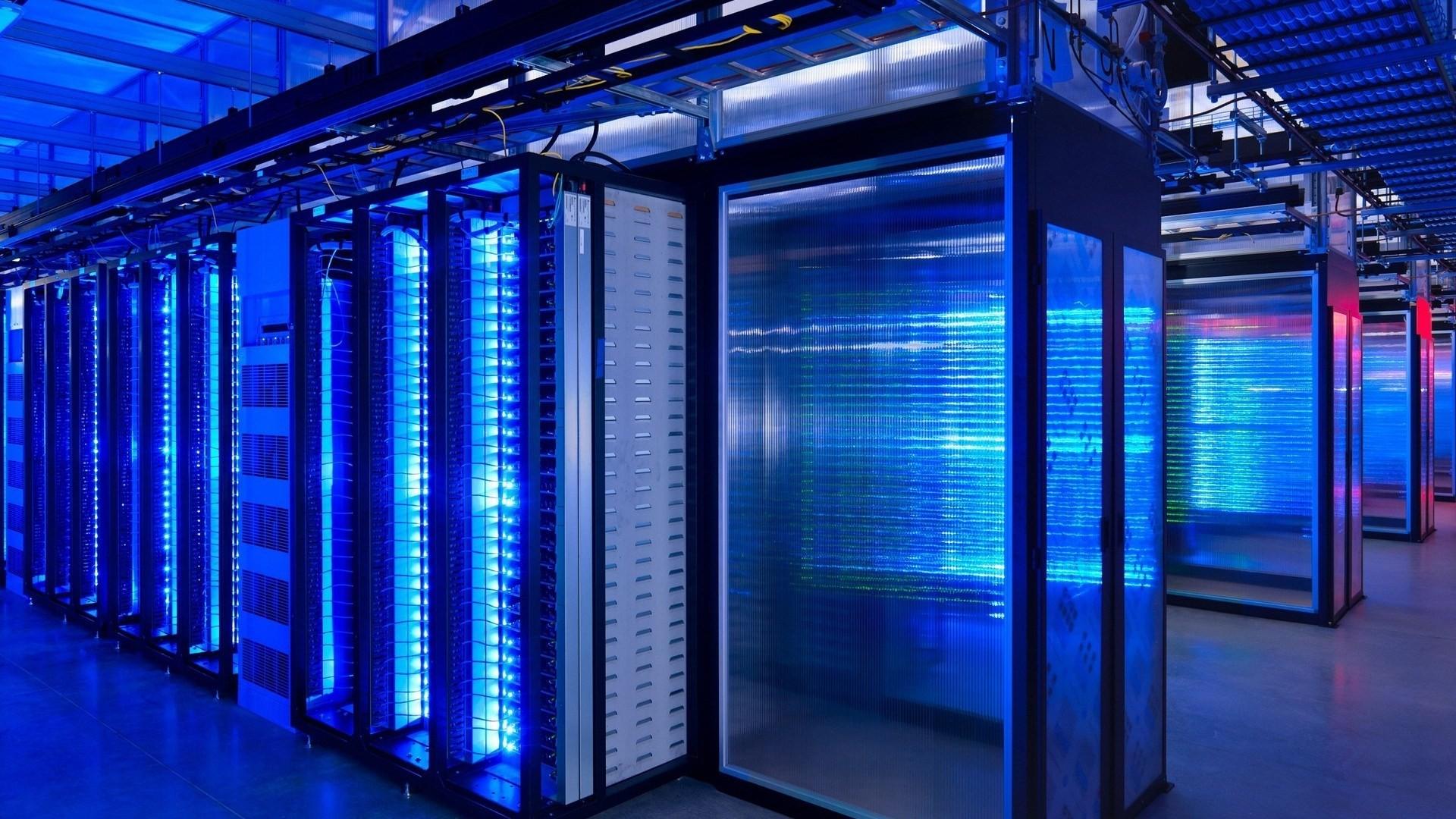 google data center hi tech technology wallpaper
