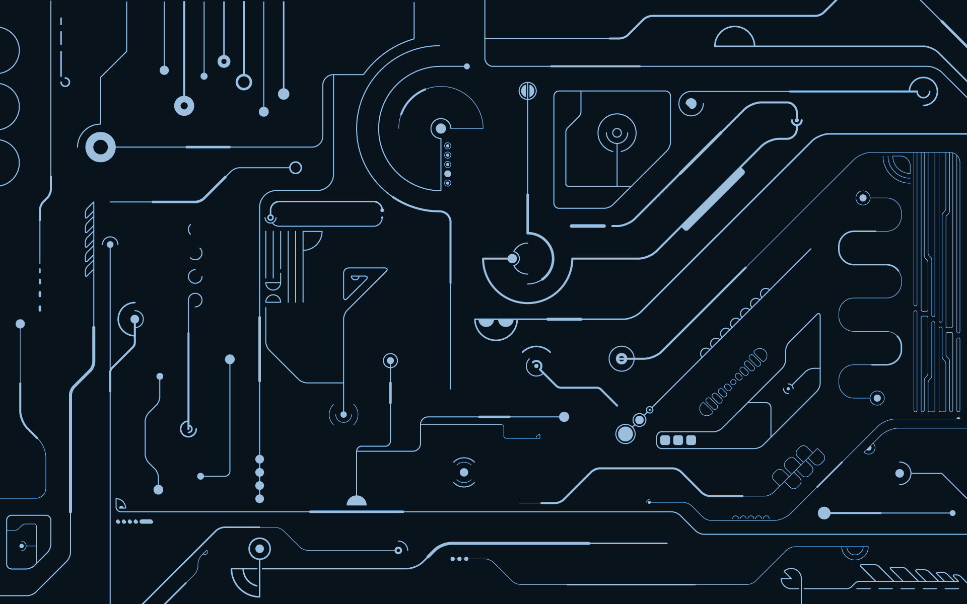Cool Techno Backgrounds