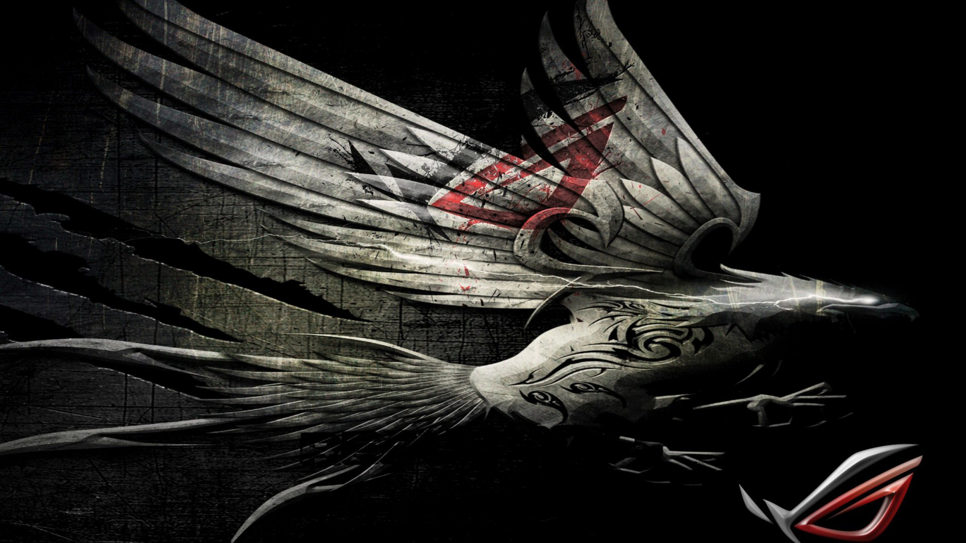 Asus Rog Republic Of Gamers Wallpaper High Resolution | Apps ..