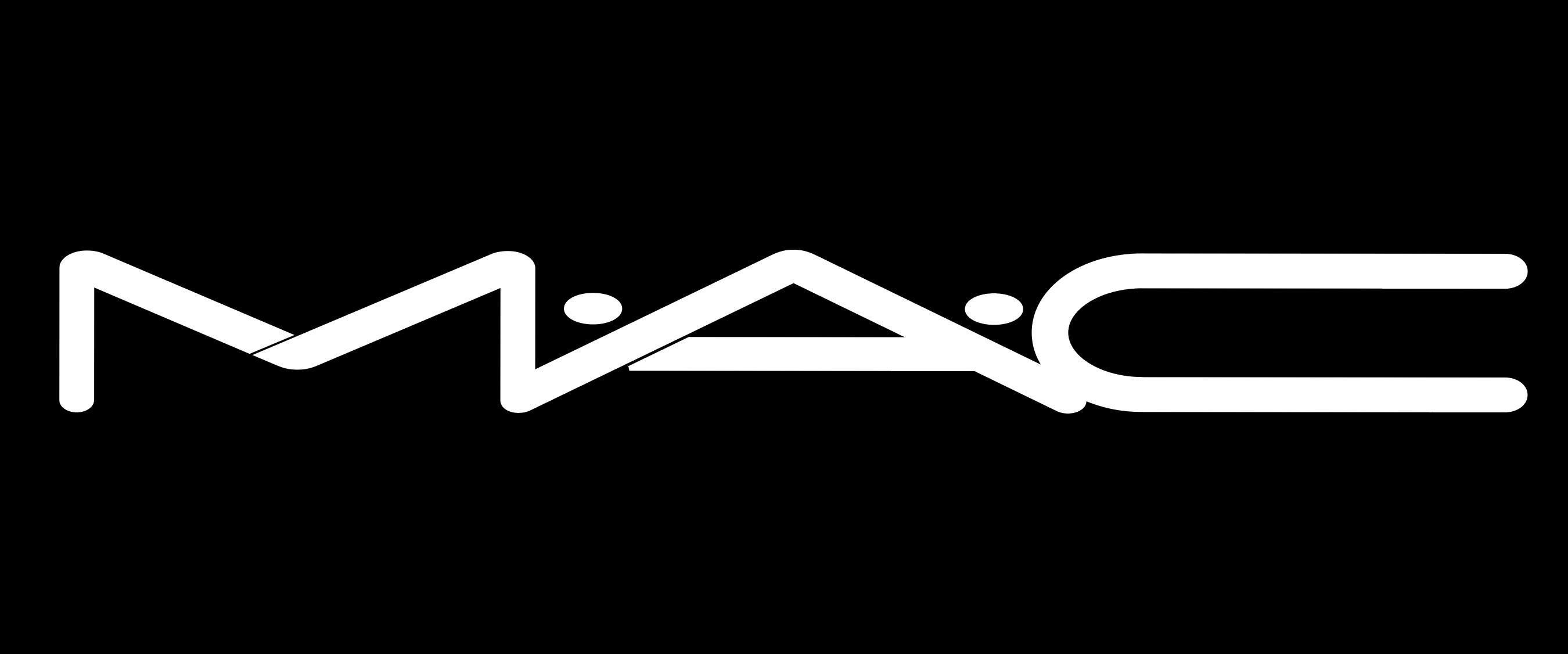 la storia di mac cosmetics m a c logo black mac …