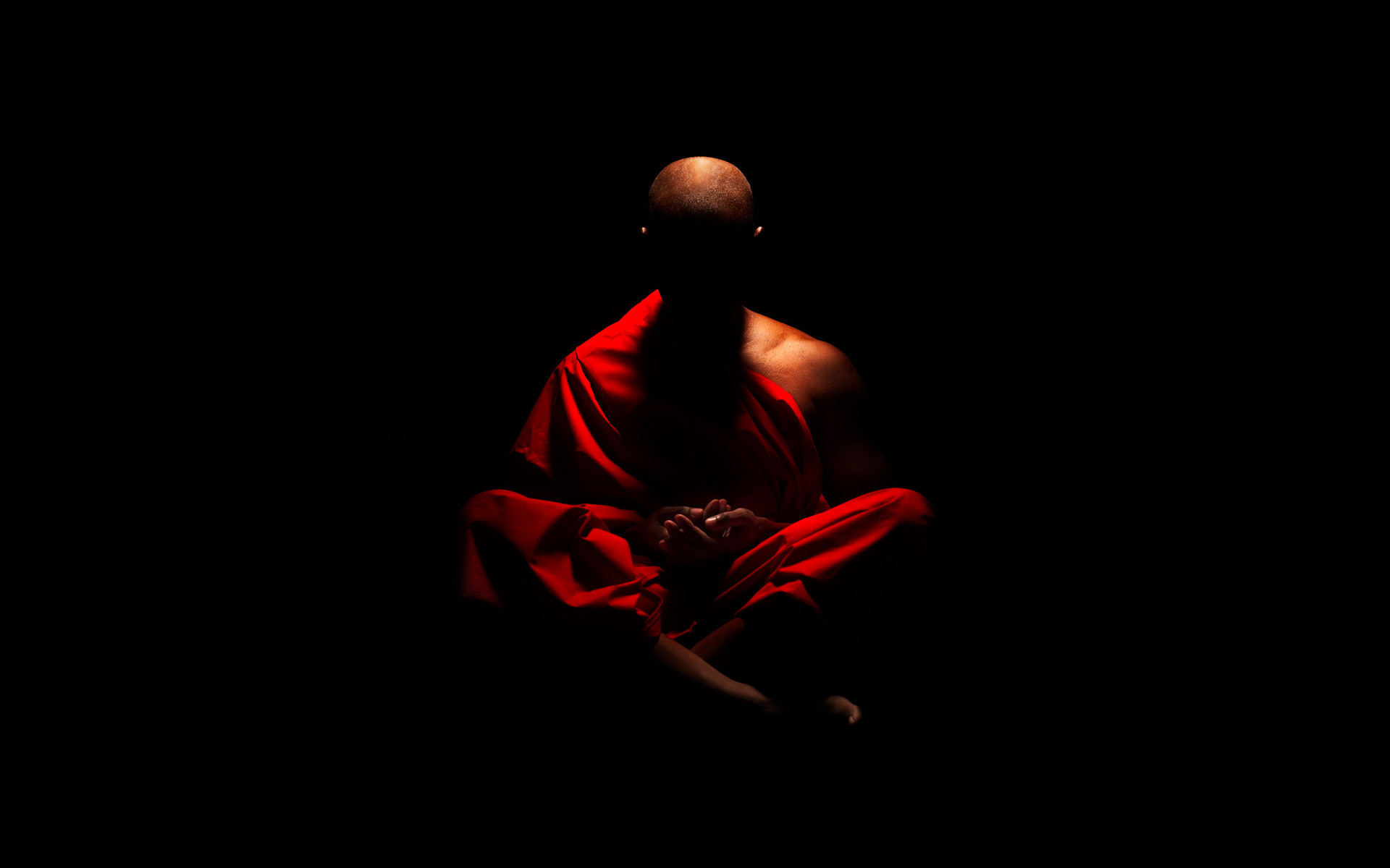 Meditation Buddhism monk religion robe zen wallpaper   .