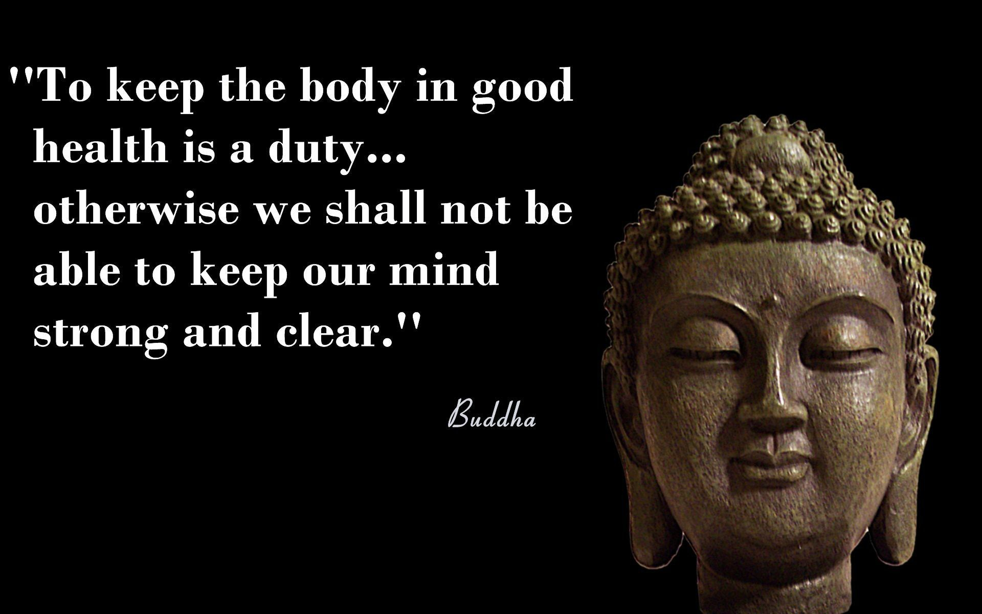 buddha mind quotes wallpaper