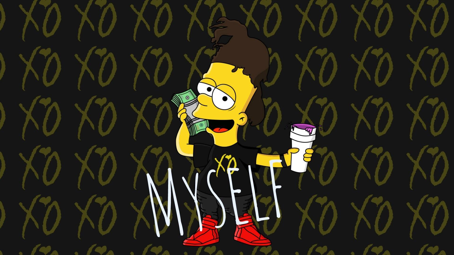 ''Myself'' The Weeknd x Drake x NAV OVO