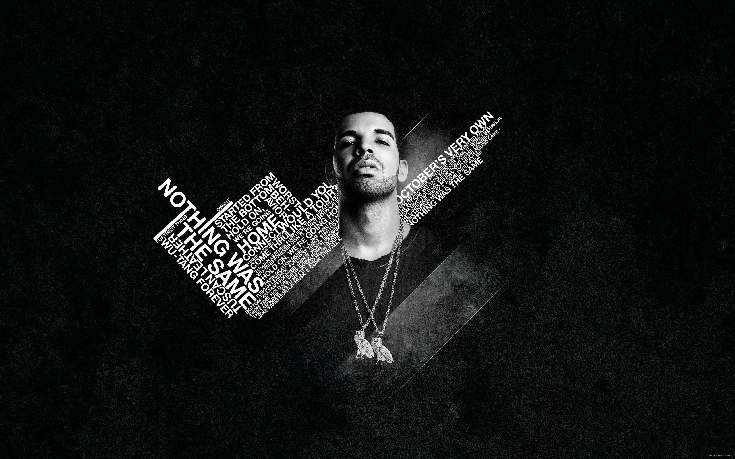 Drake Nothing Was the Same • Rap Wallpapers