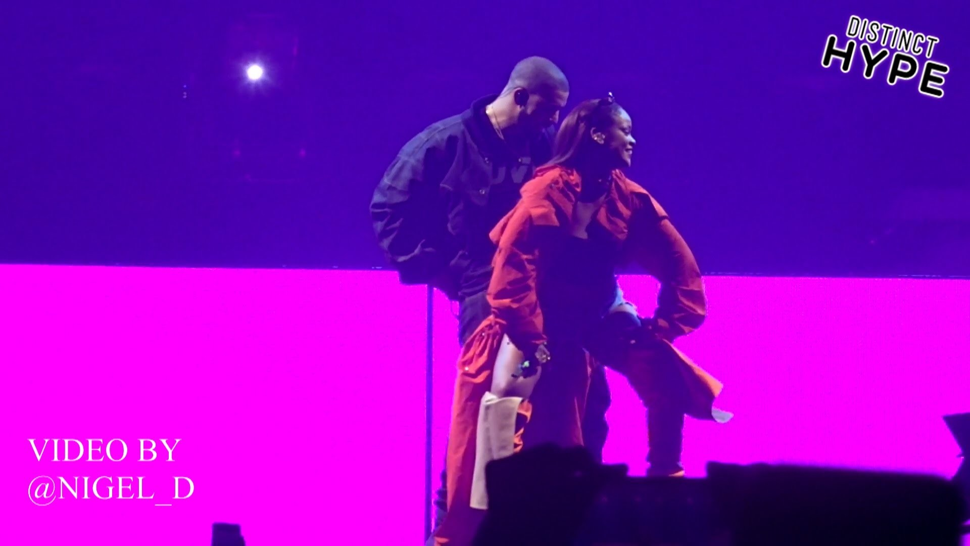 Watch Drake And Rihanna At OVO Fest 2016