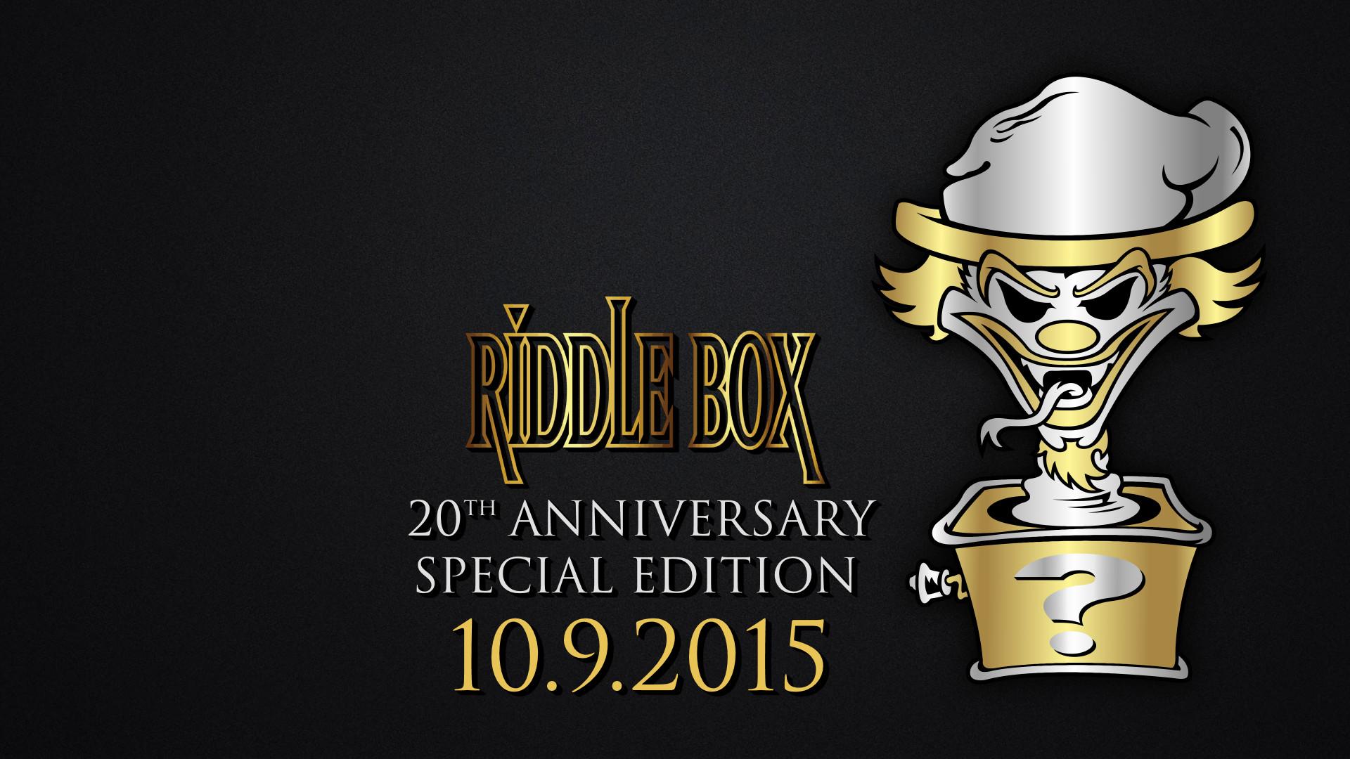 riddle box icp